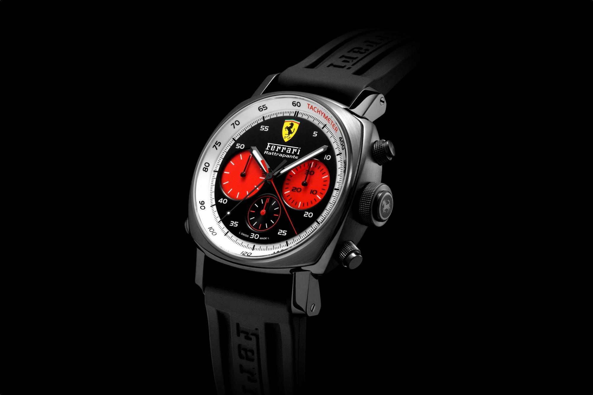 Ferrari Rattrapante by Panerai