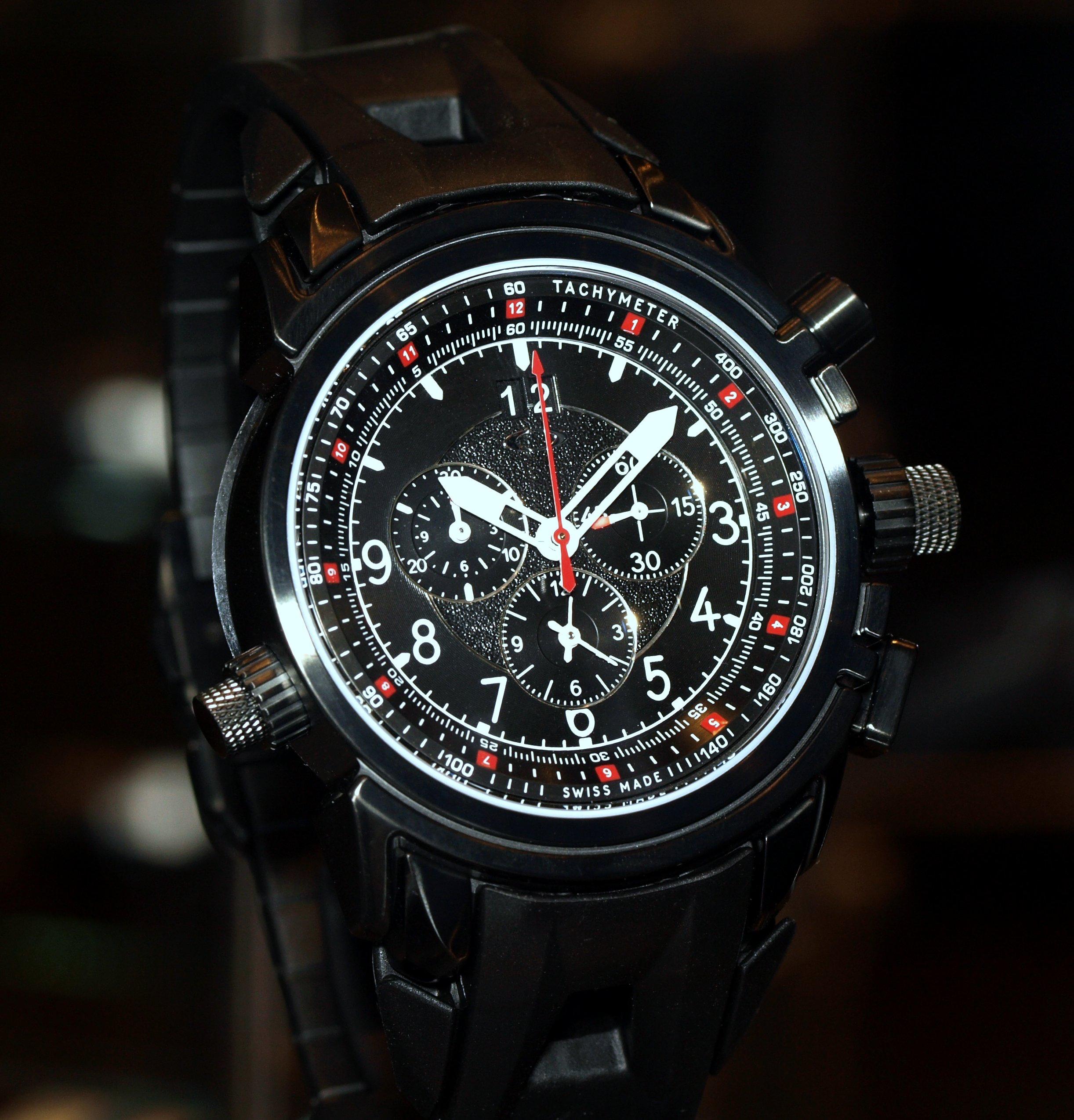 Oakley 12-Gauge wristwatch