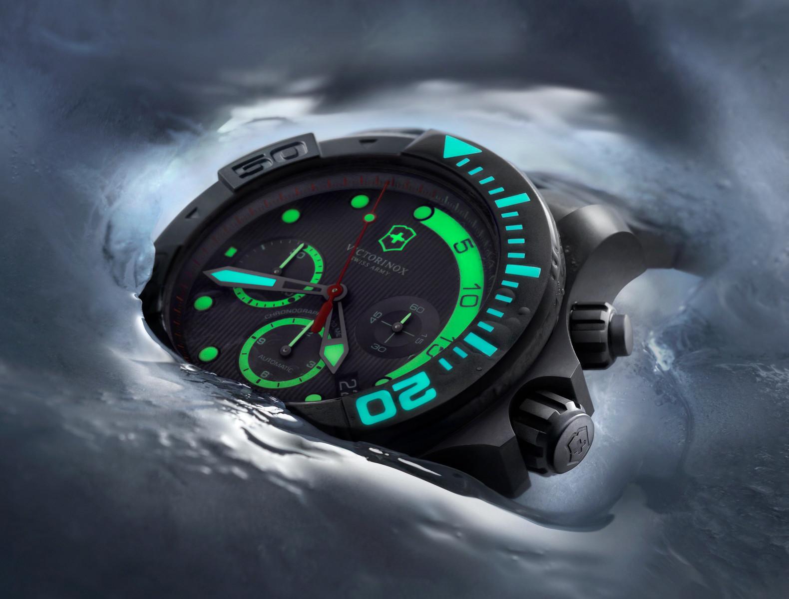 Victorinox Dive Master 500 Chronograph Limited Edition