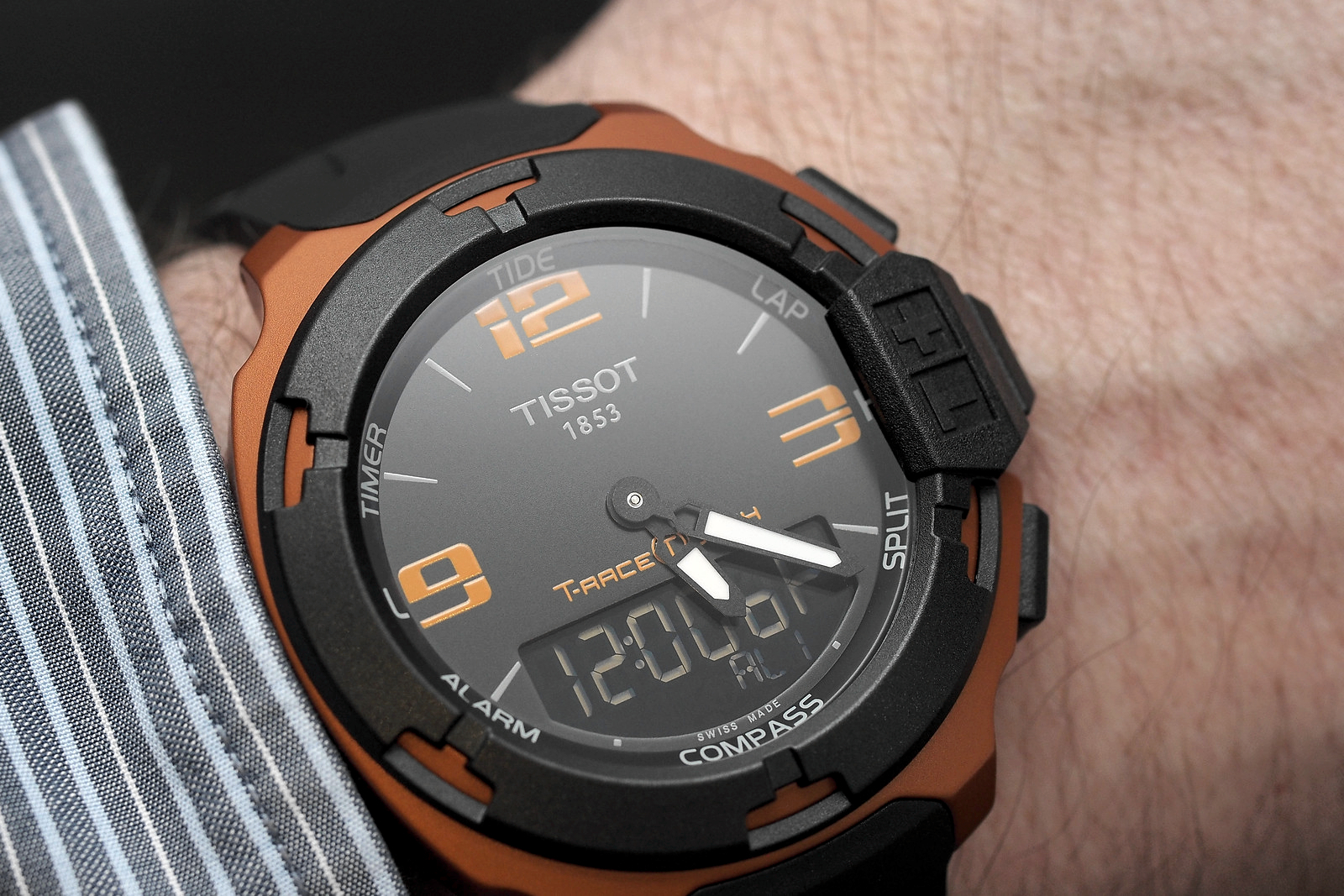 Introducing the Tissot T-Race Aluminum and T-Touch Expert Solar 0bb4b9170a