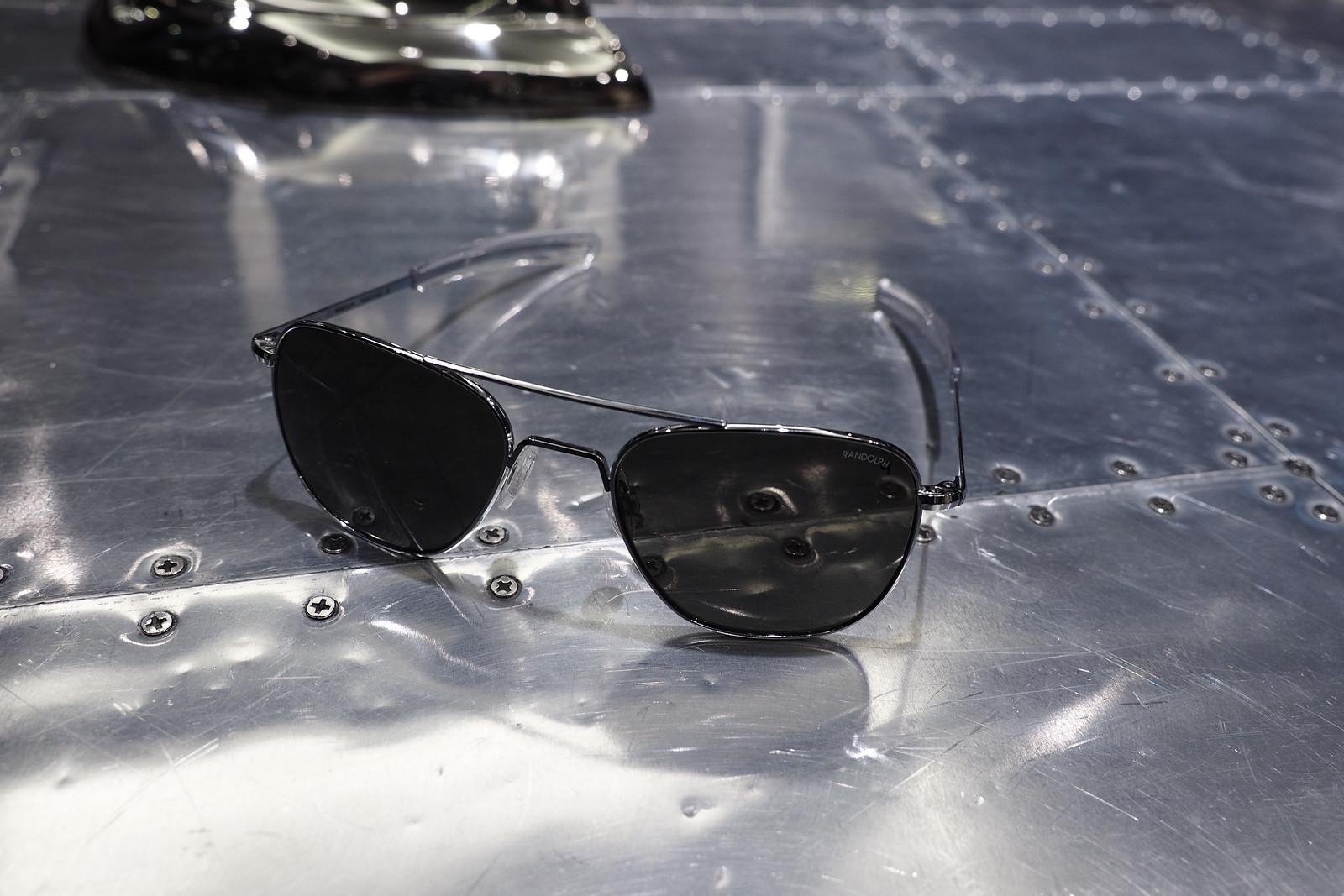82cc90340f2 IWC Pilot s Watches + Randolph Mil-Spec Aviator Sunglasses