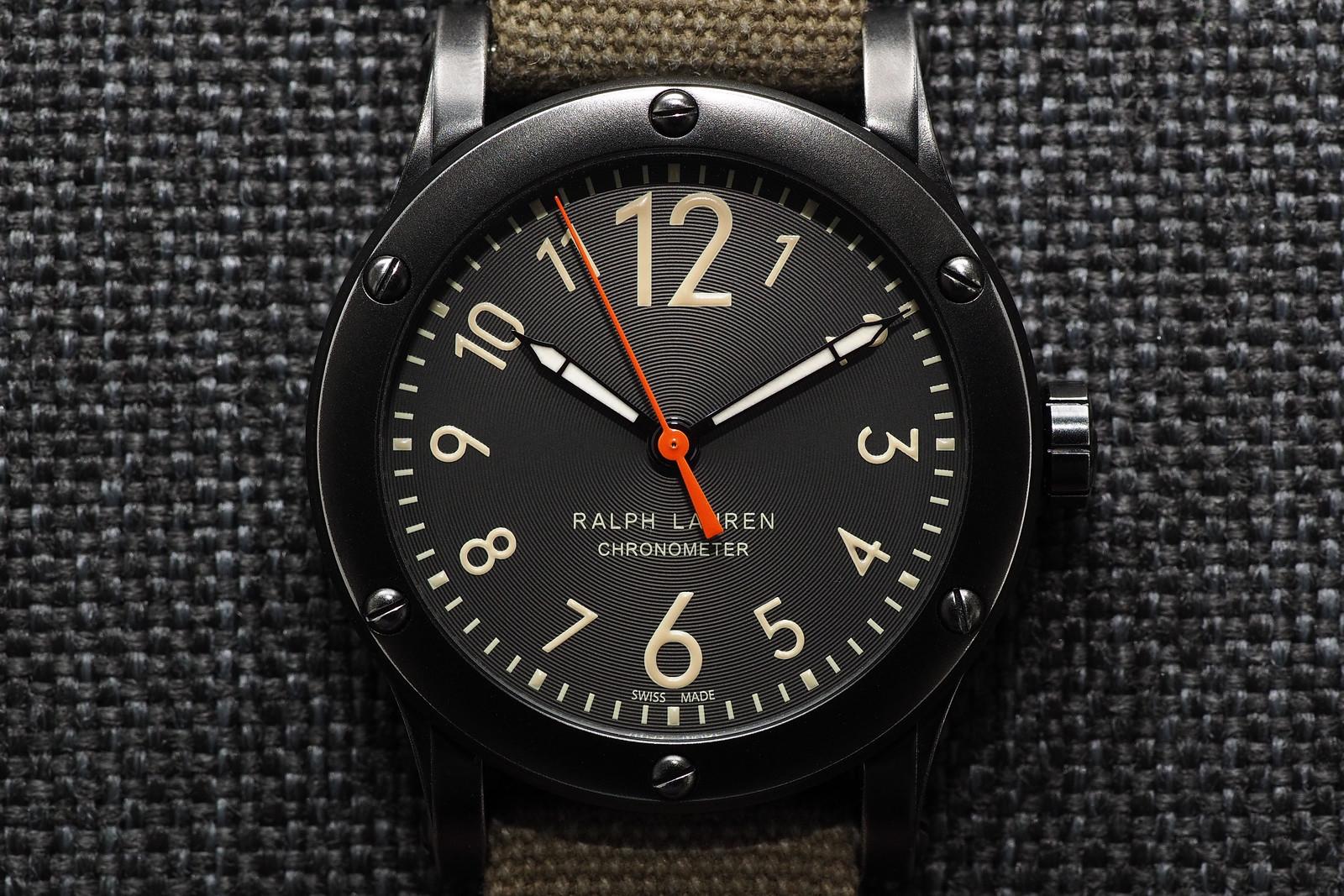 2142c7f5de0 REVIEW  Ralph Lauren RL67 Safari Chronometer 39 mm