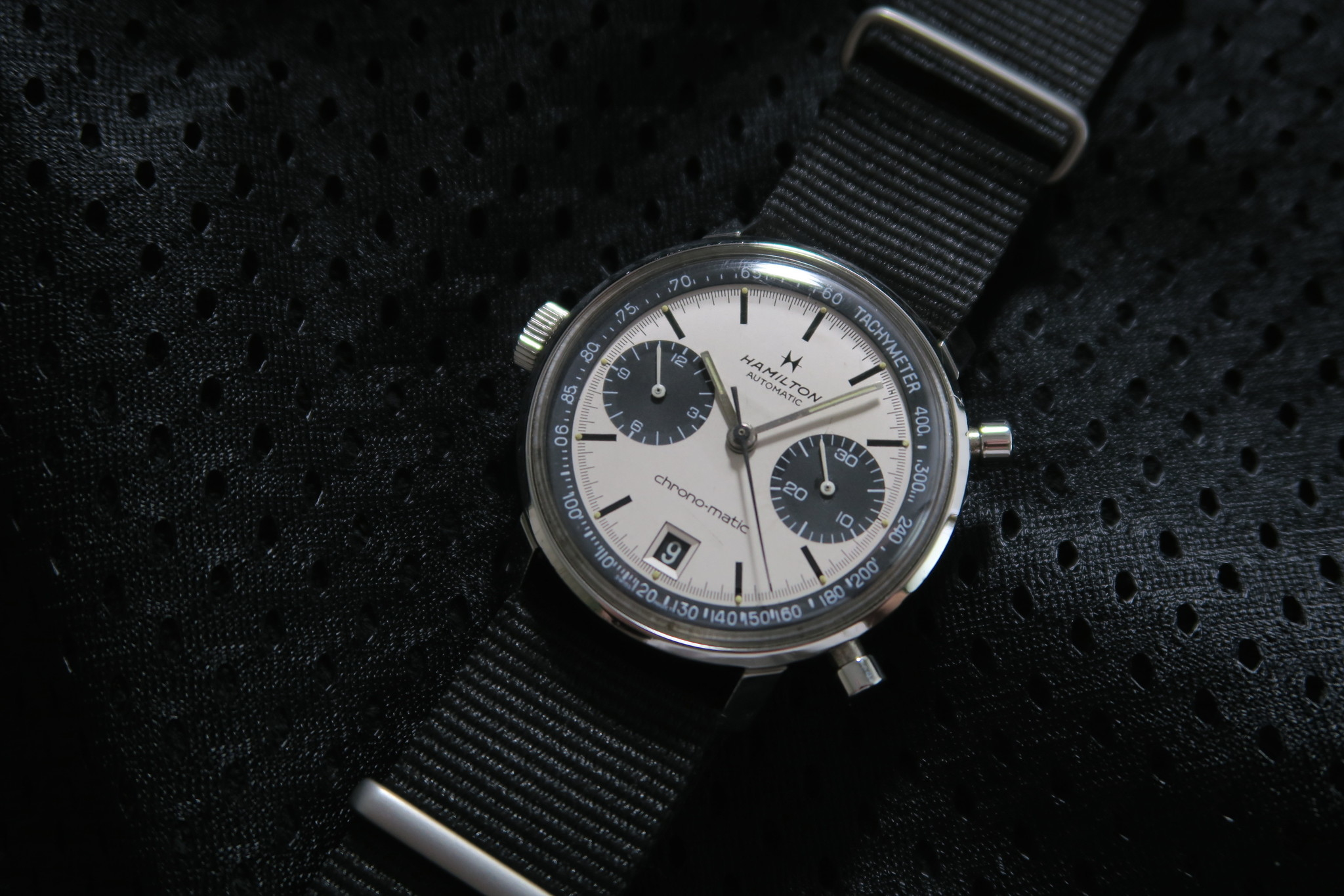 462e349bb Pre-Baselworld: Hamilton Intra-Matic 68