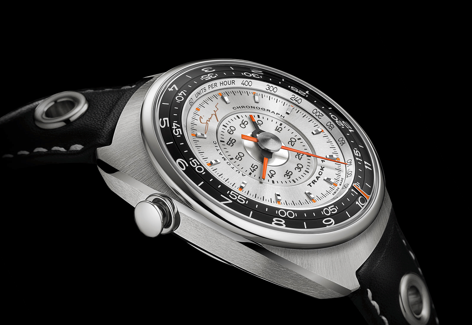 A chronograph designed for the track? - Professional Watches