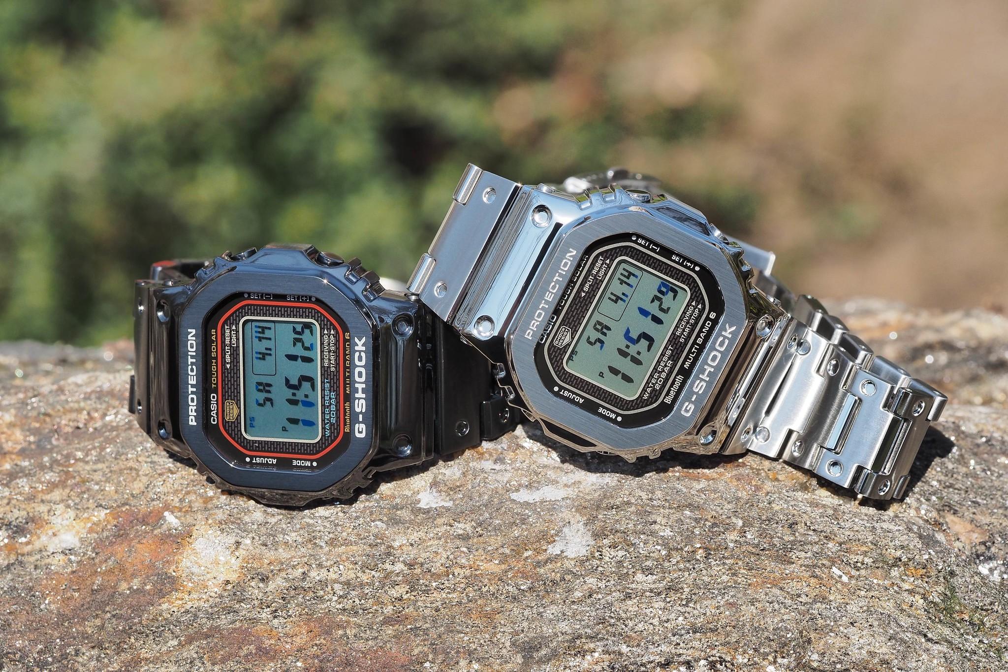 70579b3f33d6 REVIEW  G-Shock 5000 Series Full Metal
