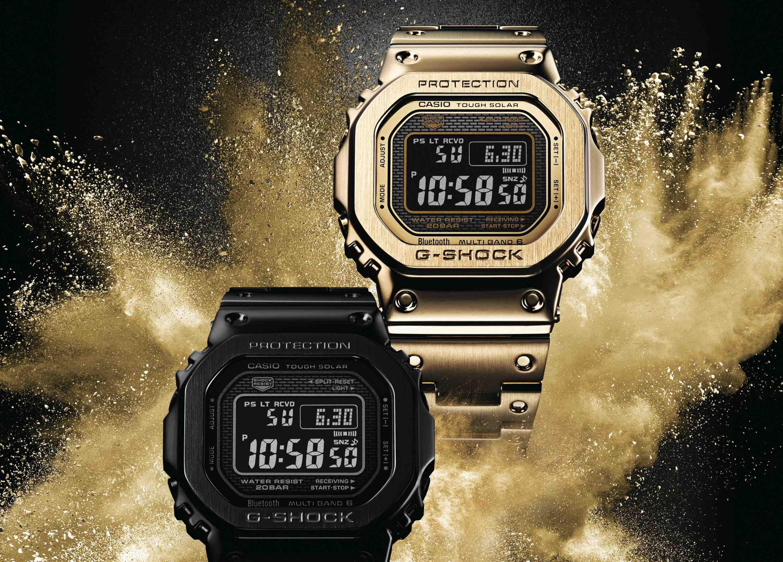 Jam Tangan G-Shock Investasi