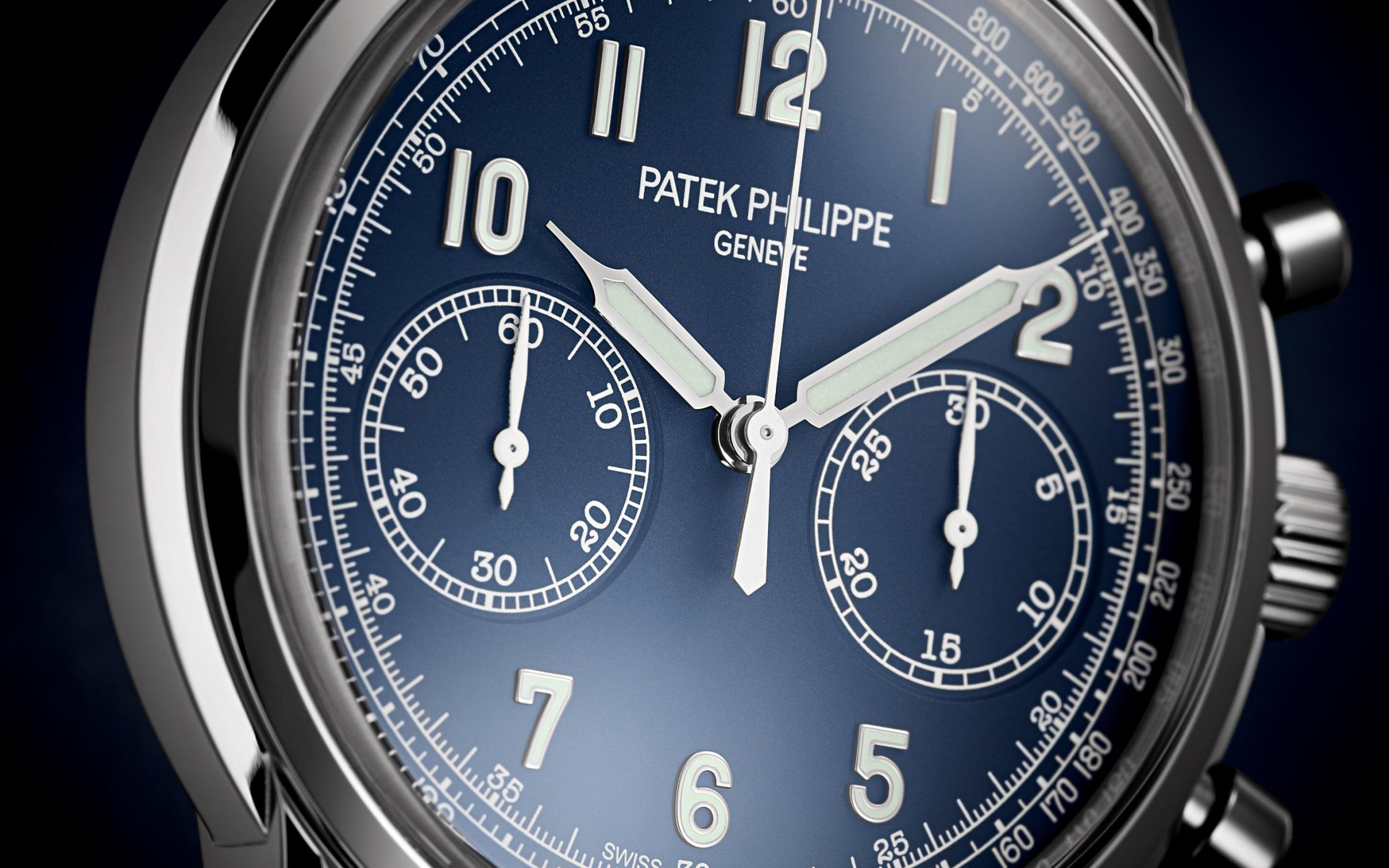 Patek Philippe Chronograph 5172G Baselworld 2019