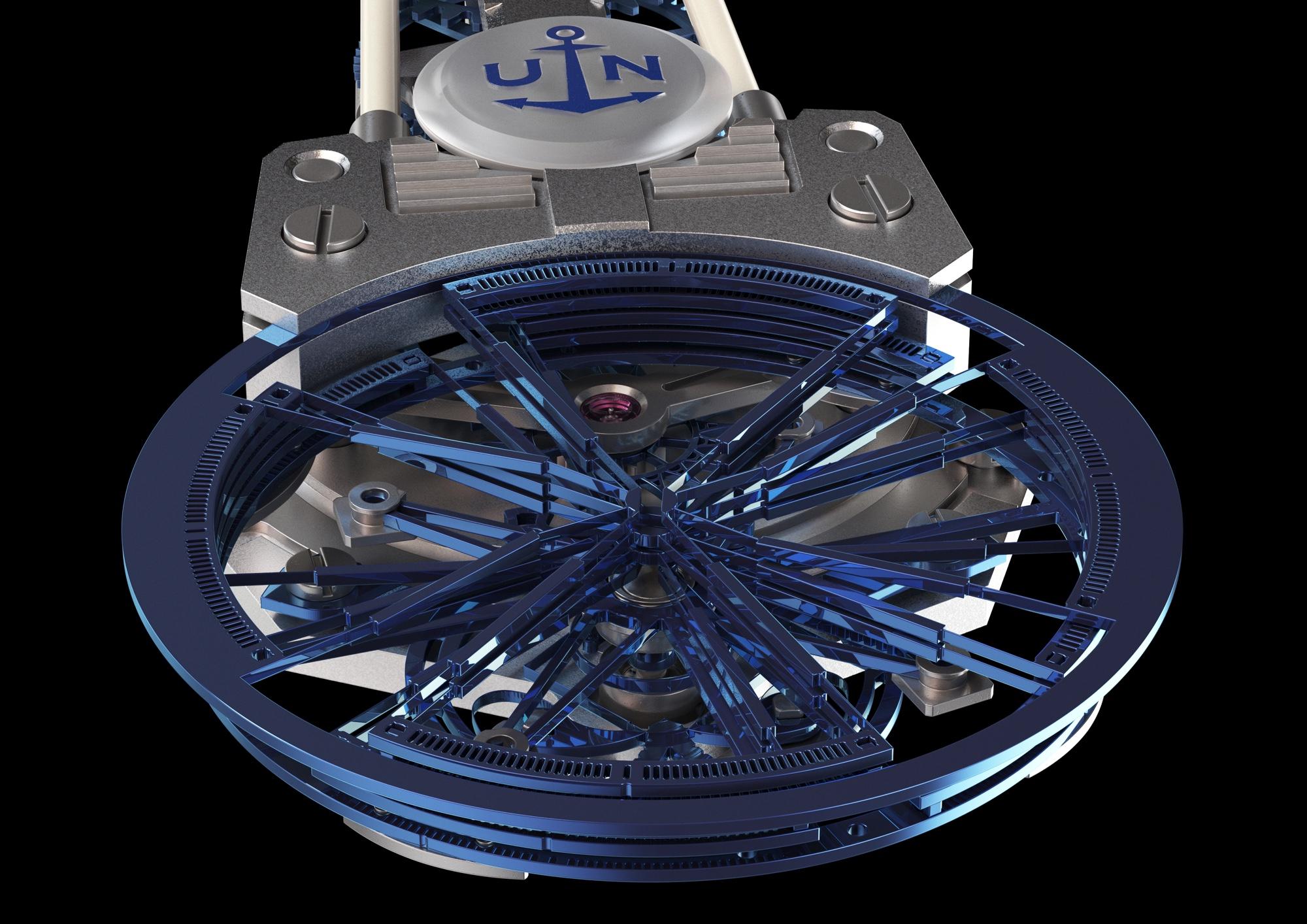 Ulysse Nardin Flying Oscillator