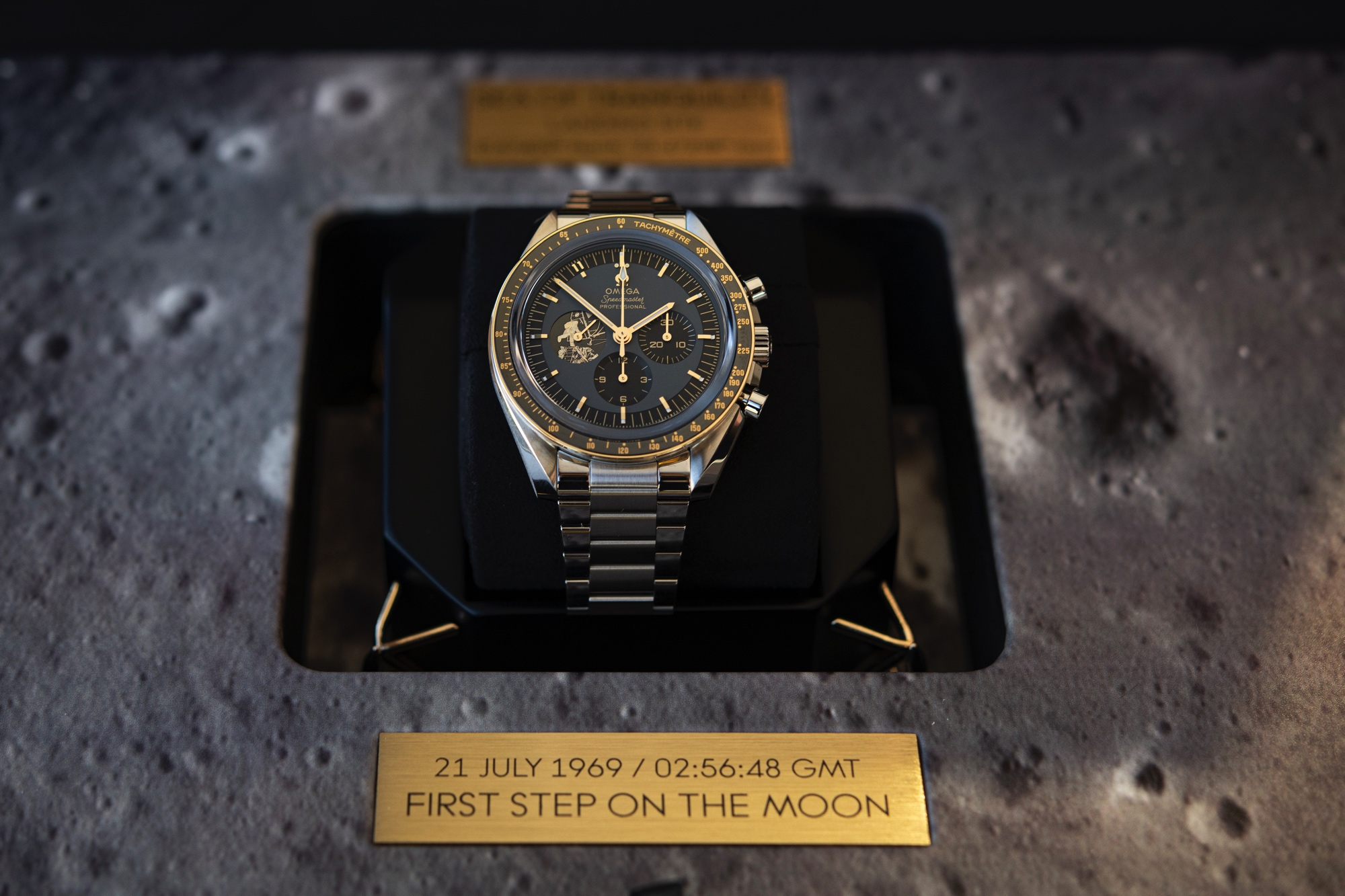 Speedmaster Professional Moonwatch 50th Anniversary Limited Edition