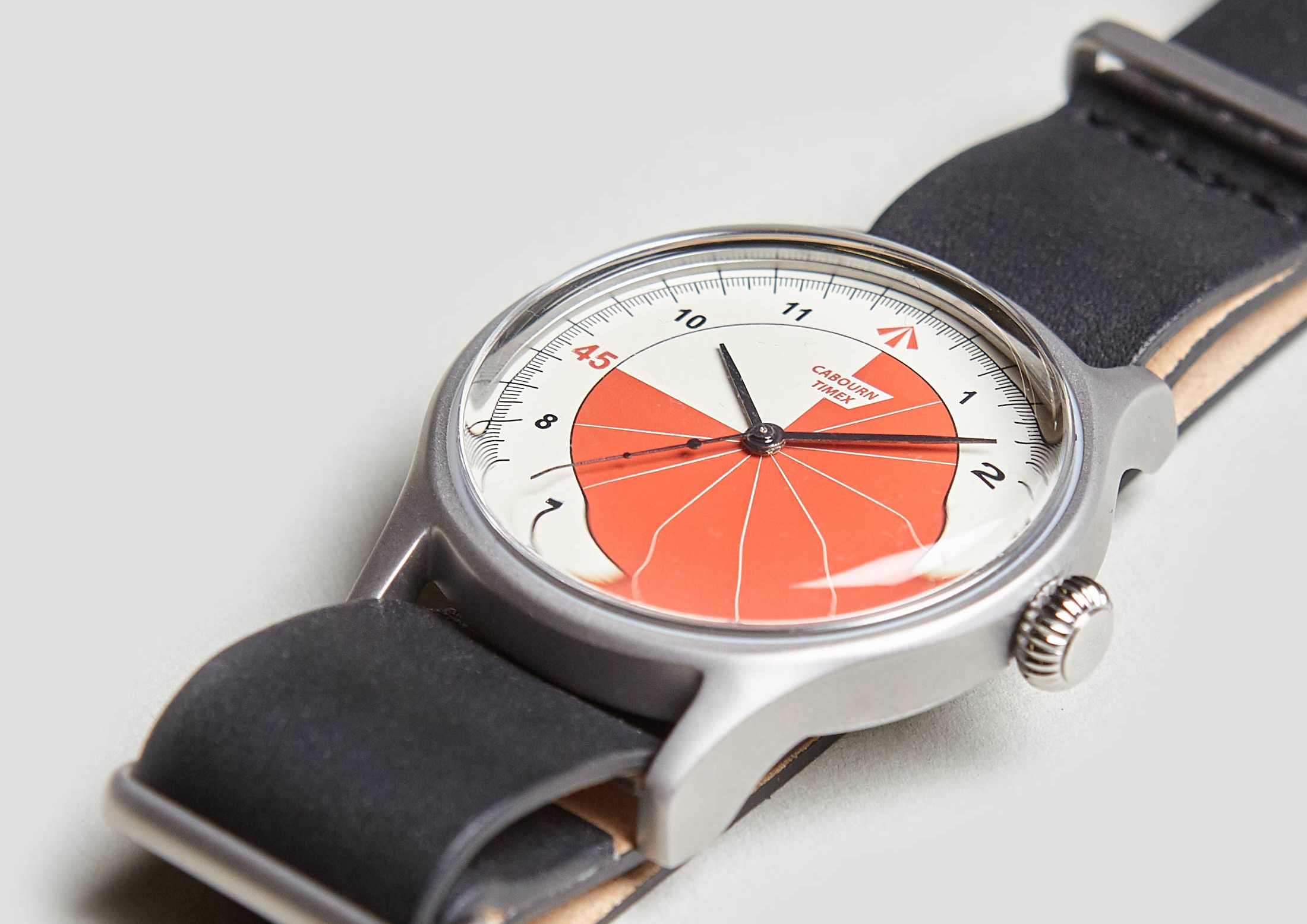 Timex x Nigel Cabourn collaboration 2019