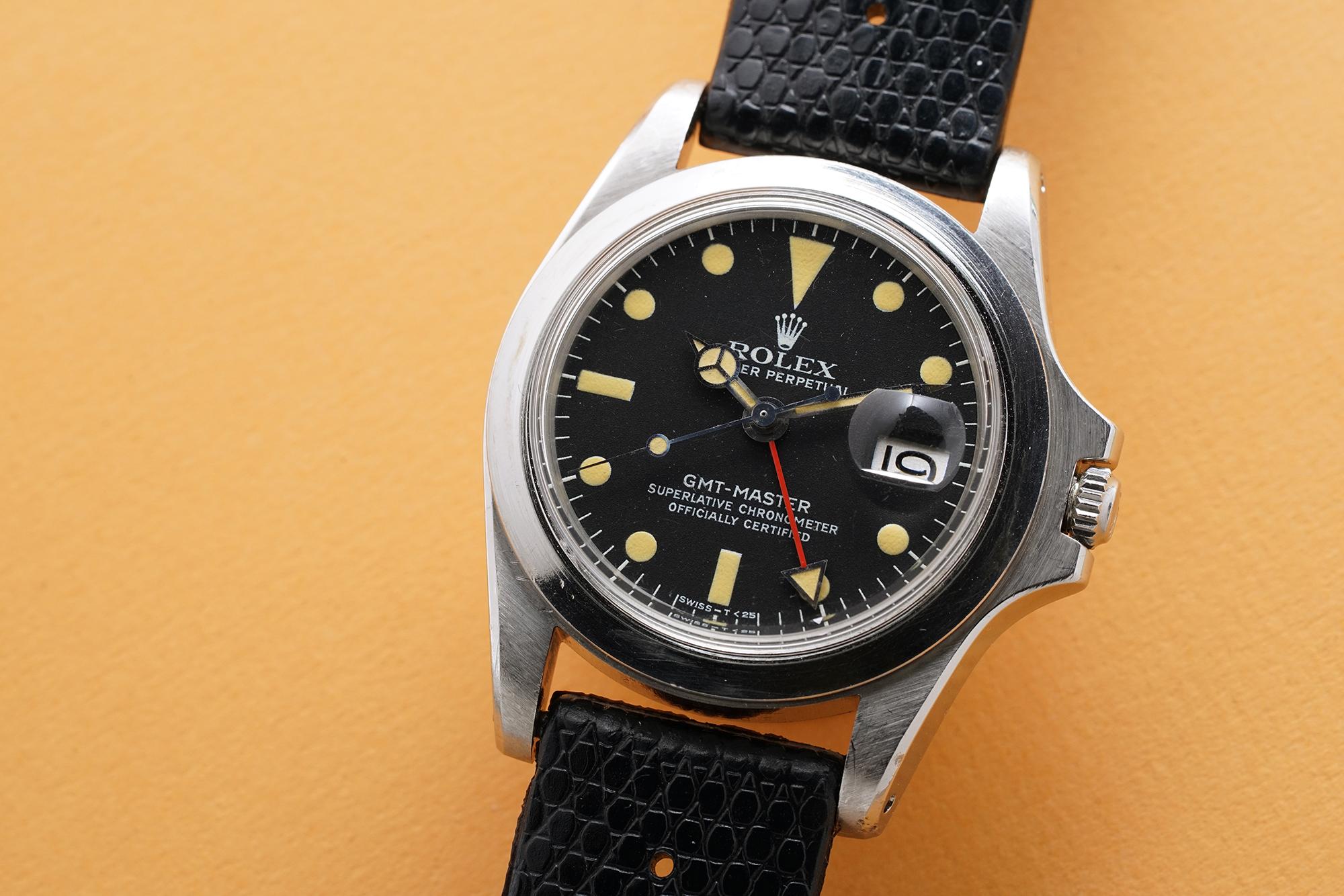 Marlon Brando Rolex 1675 GMT-Master
