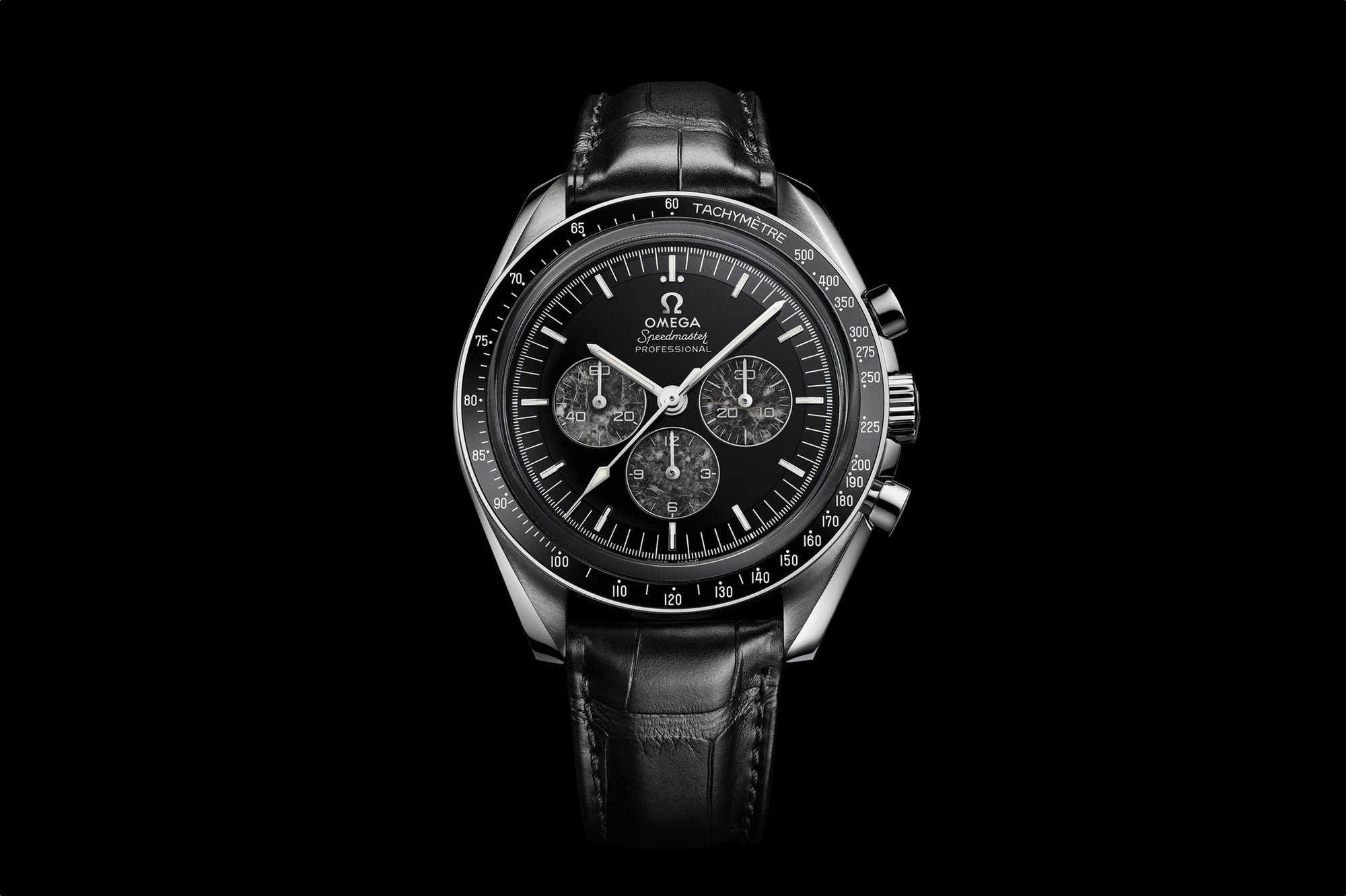 Introducing The Speedmaster Moonwatch 321 Platinum