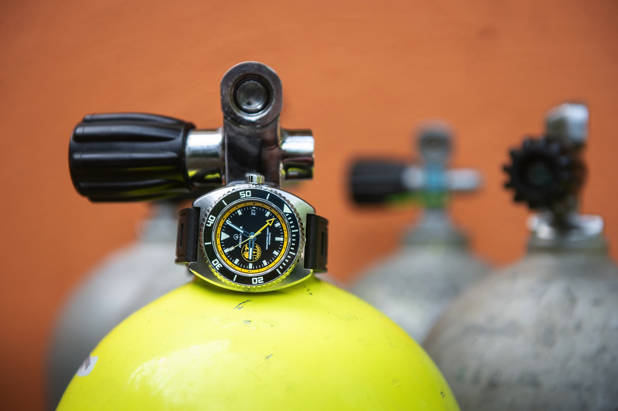 Aquadive Poseidon GMT