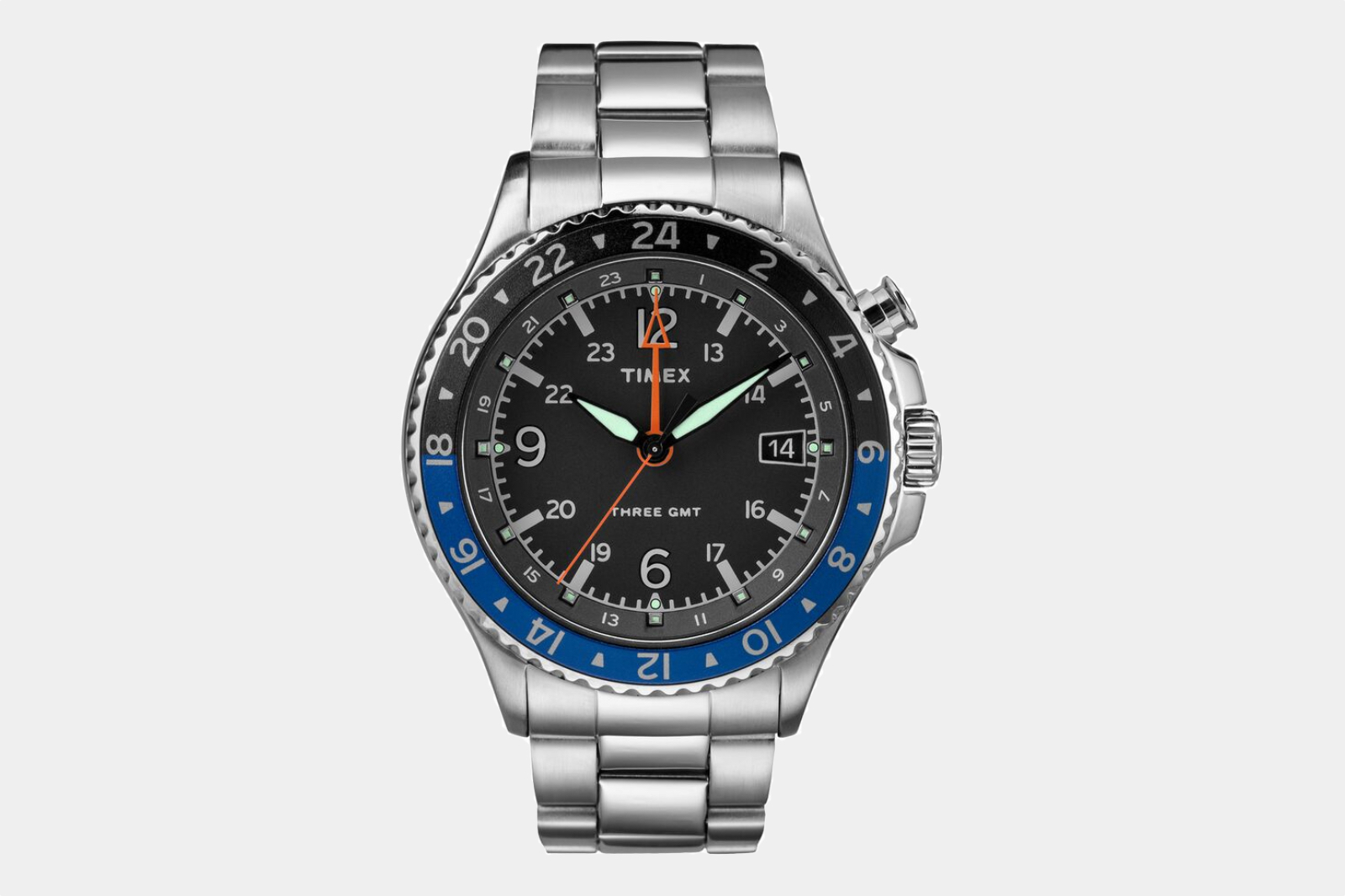 Timex Allied Three GMT