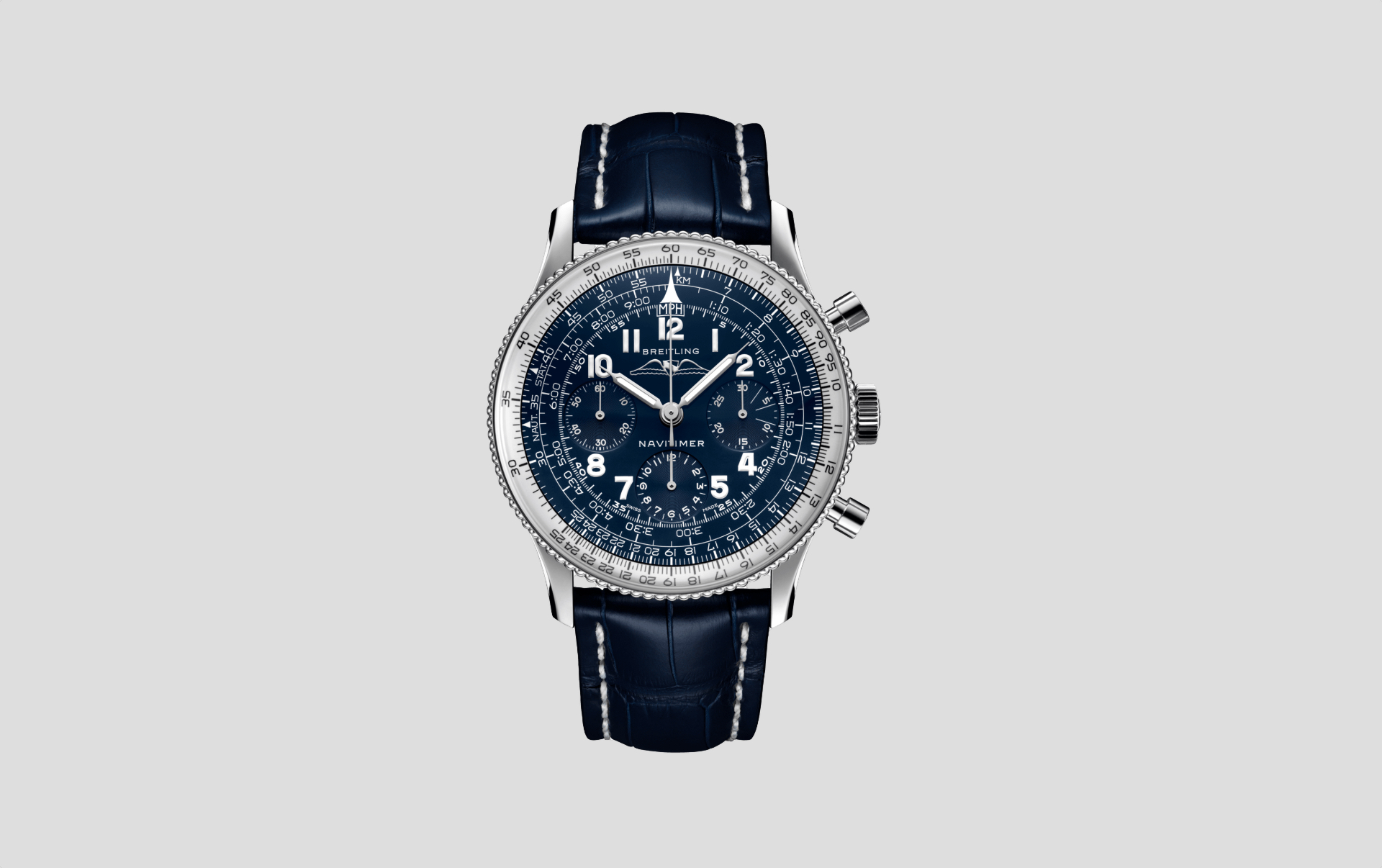 Breitling Navitimer 1959 Edition in platinum