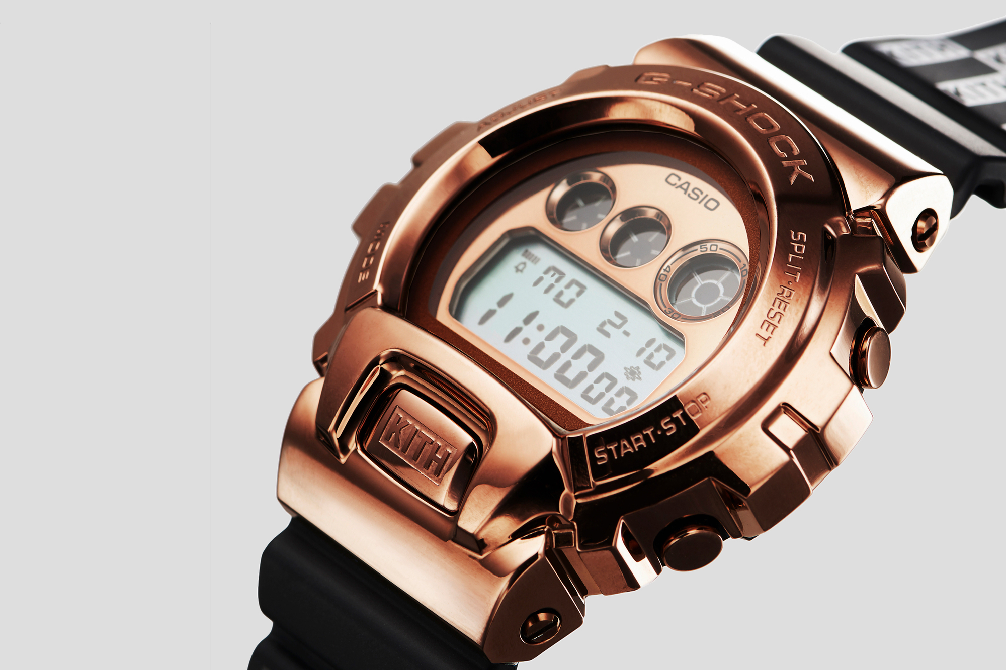 Kith x G-SHOCK GM6900