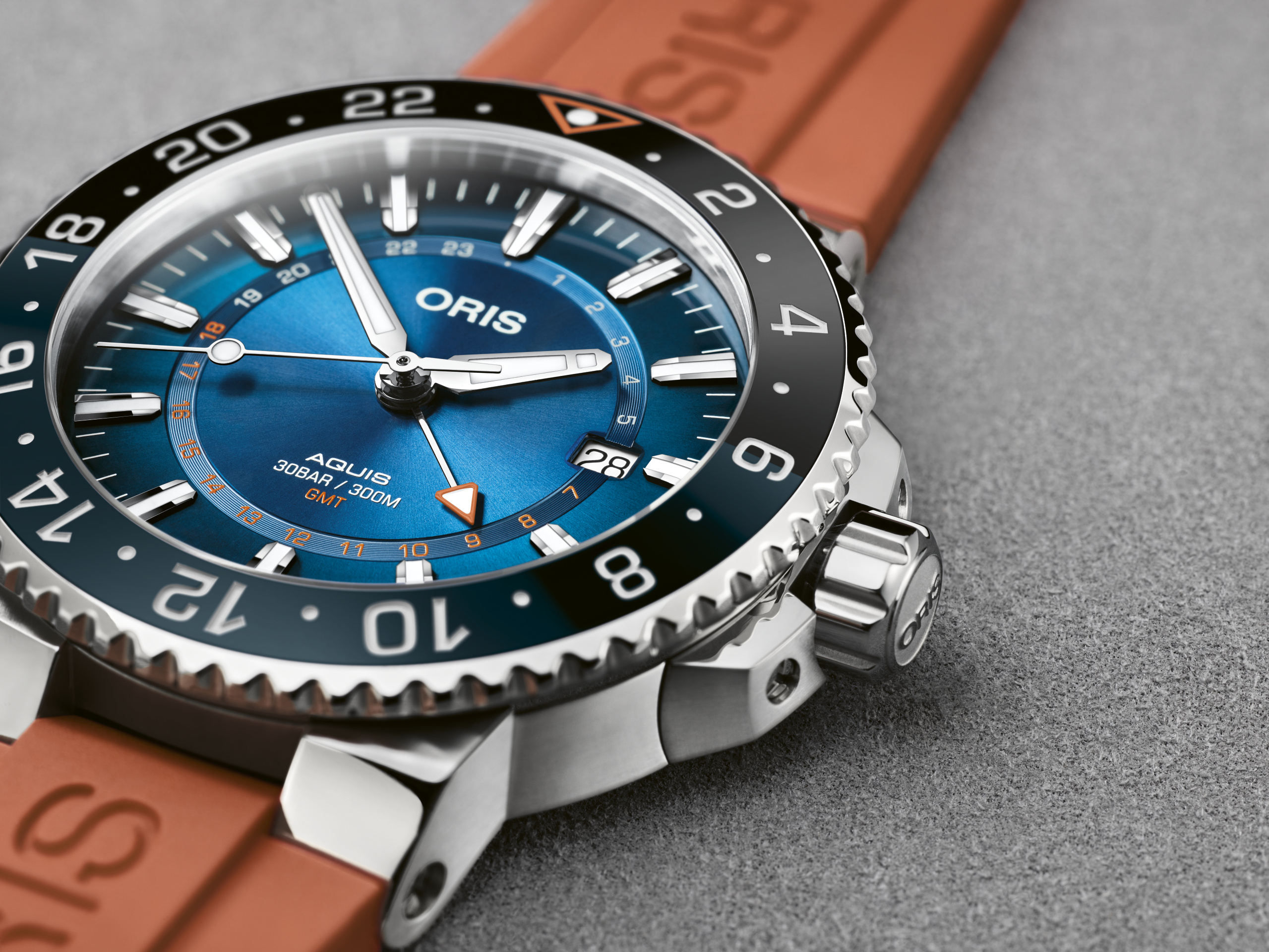 Oris Aquis Carysfort Reef Limited Edition