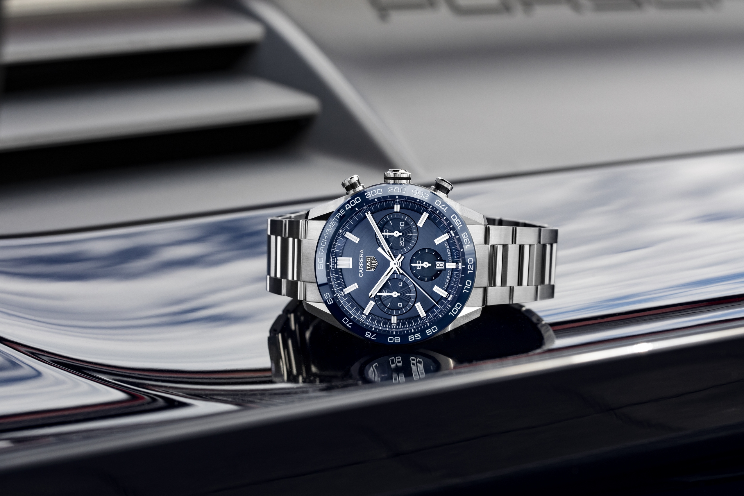 2020 TAG Heuer Carrera Sport Chronograph