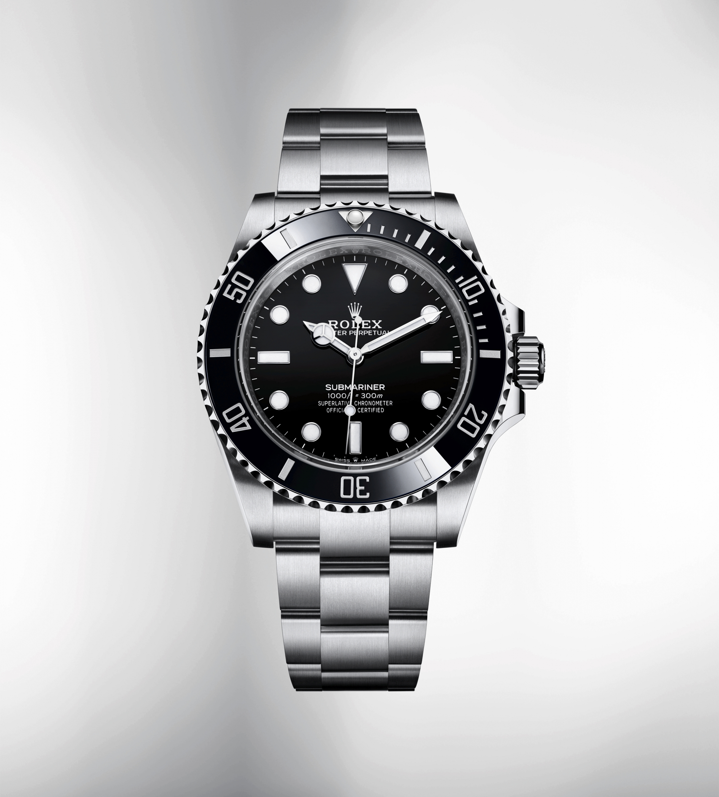 Rolex Oyster Perpetual Submariner Ref 124060