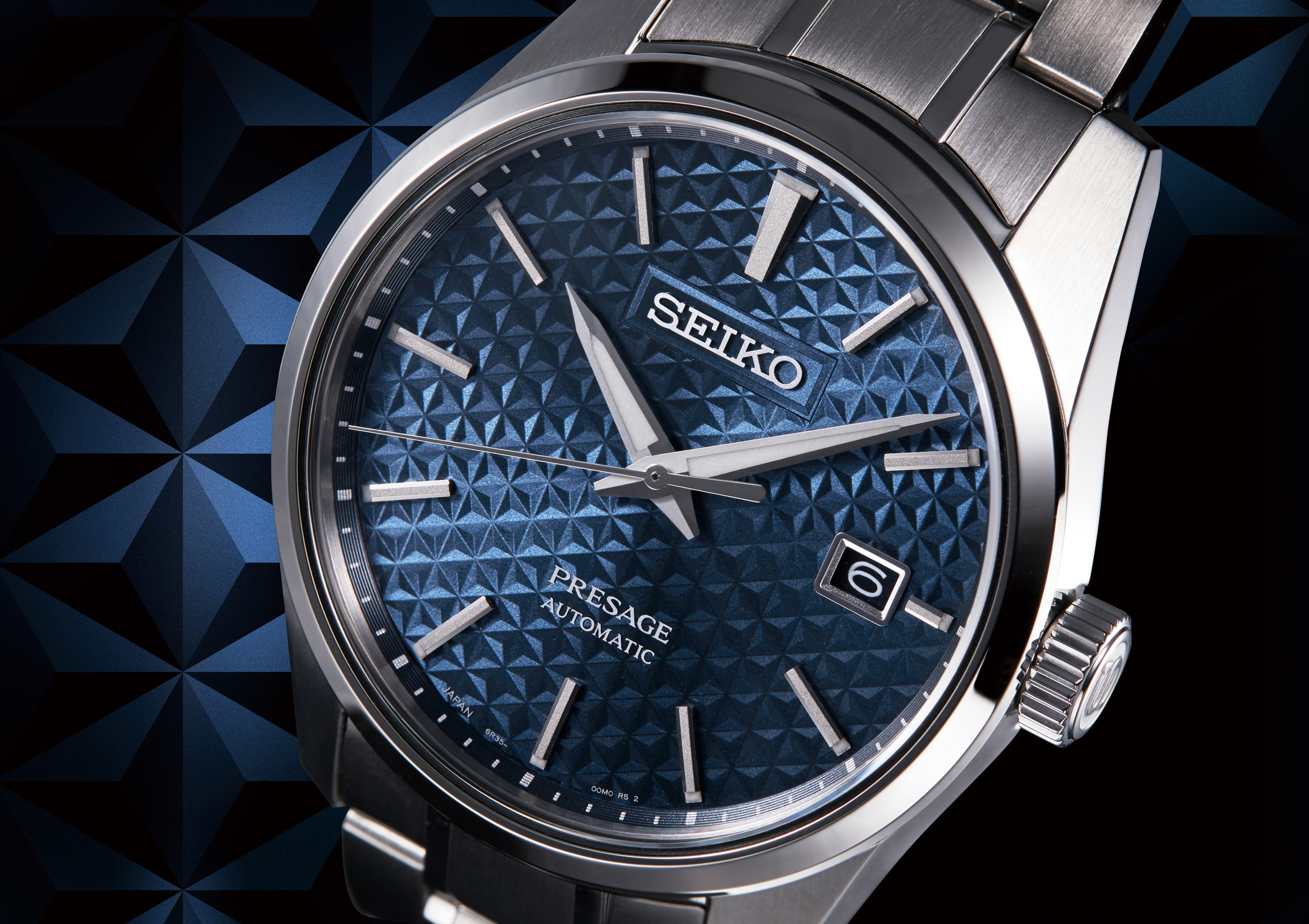 Seiko Presage Sharp Edged SPB167