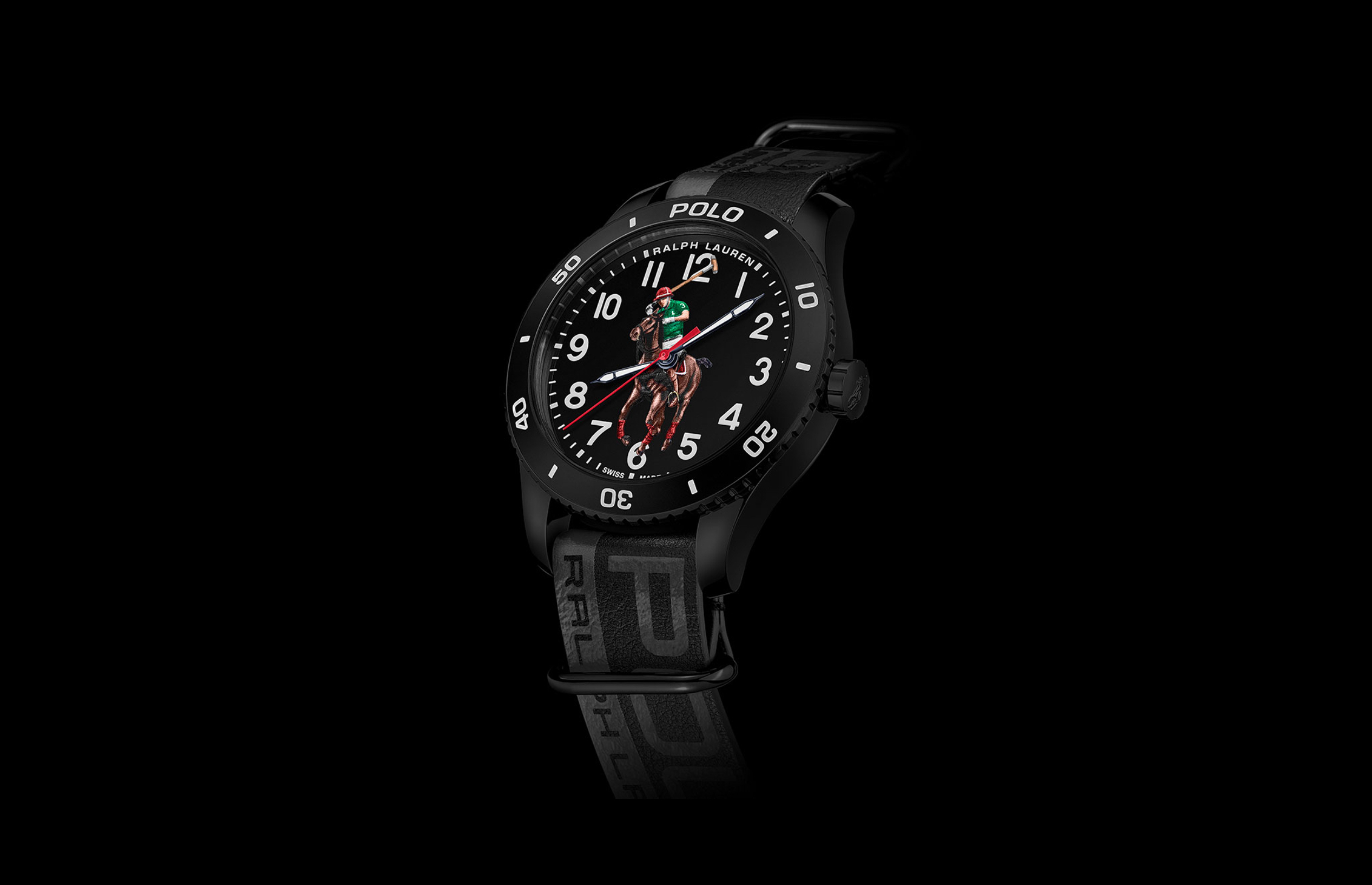 The Polo Watch by Ralph Lauren