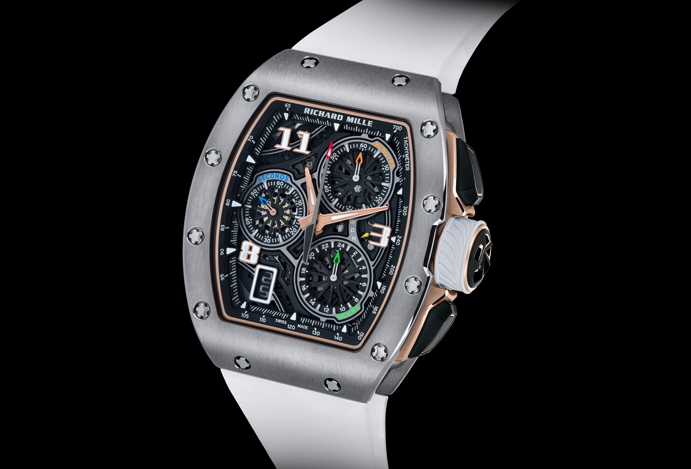 Richard Mille RM 72-01 In-House Chronograph