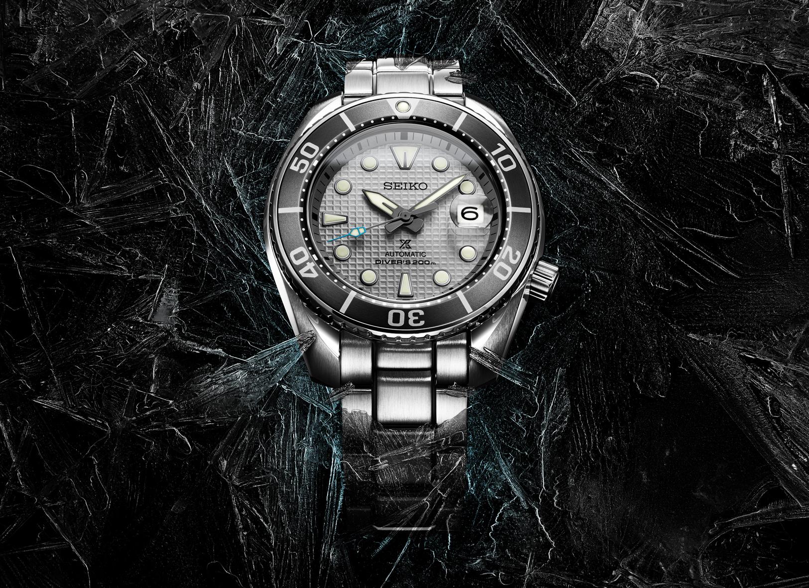 Seiko Prospex Ice Diver SPB175