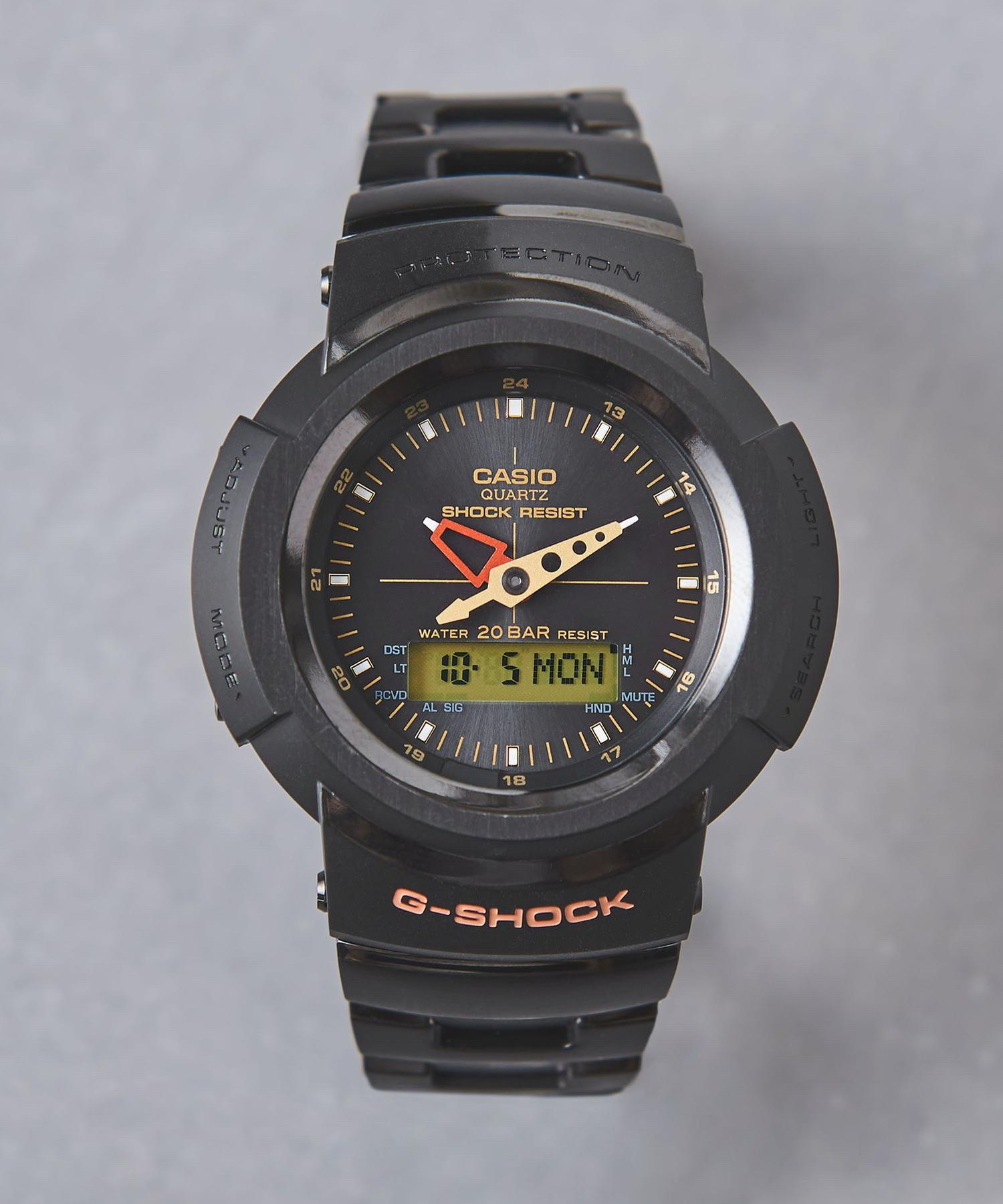 G-Shock AWM-500 x United Arrows