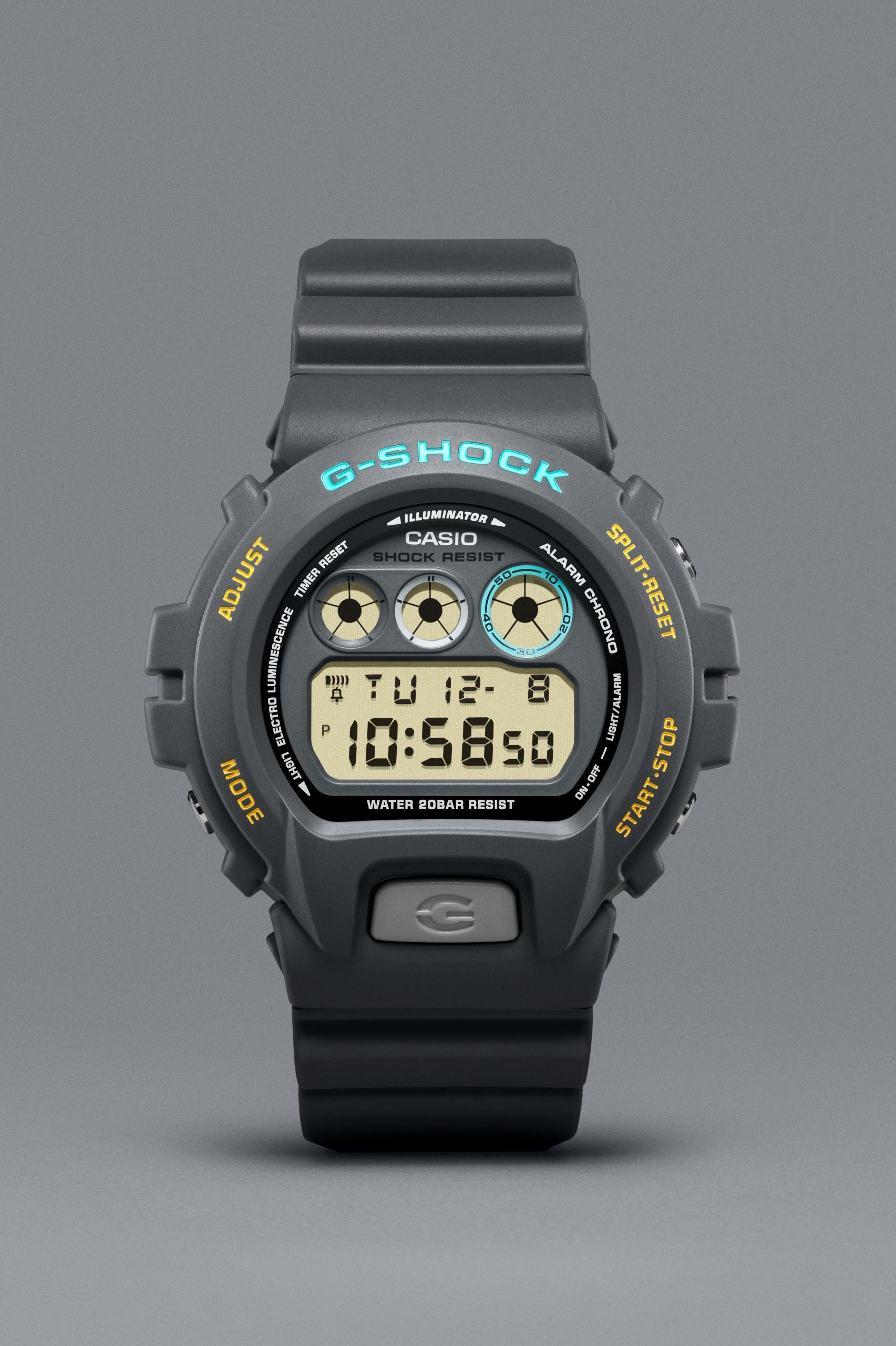 Casio G-Shock x Hodinkee Ref. 6900 John Mayer