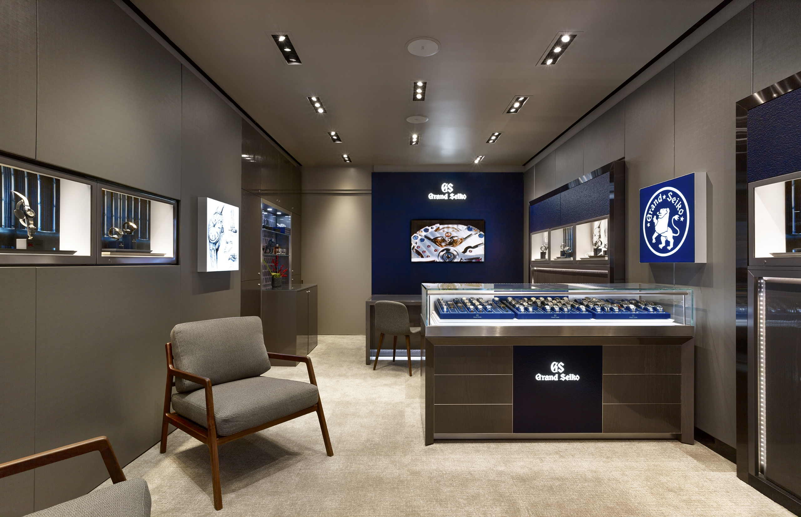 Grand Seiko Madison Avenue 2020