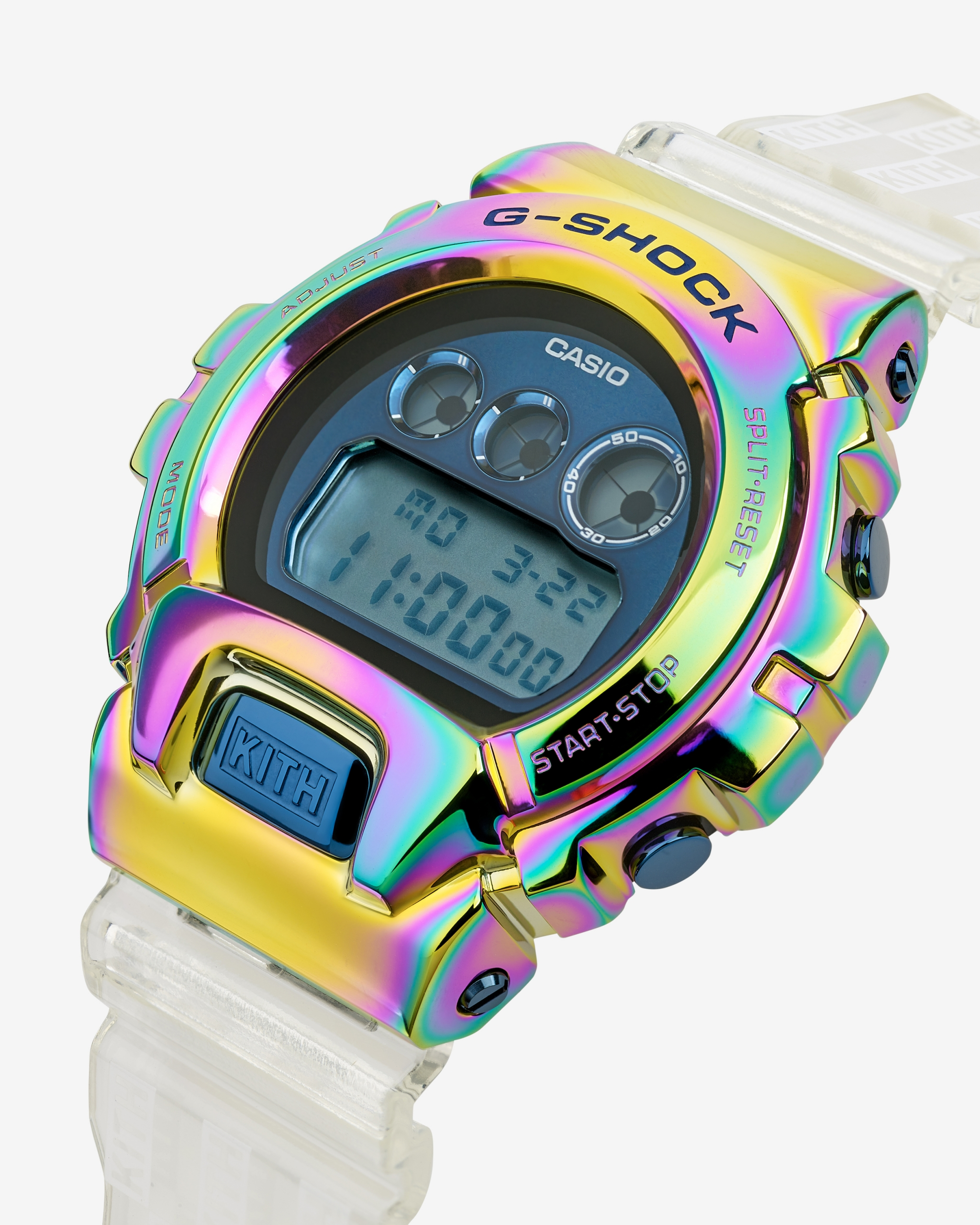 2021 Kith G-Shock GM-6900 Rainbow