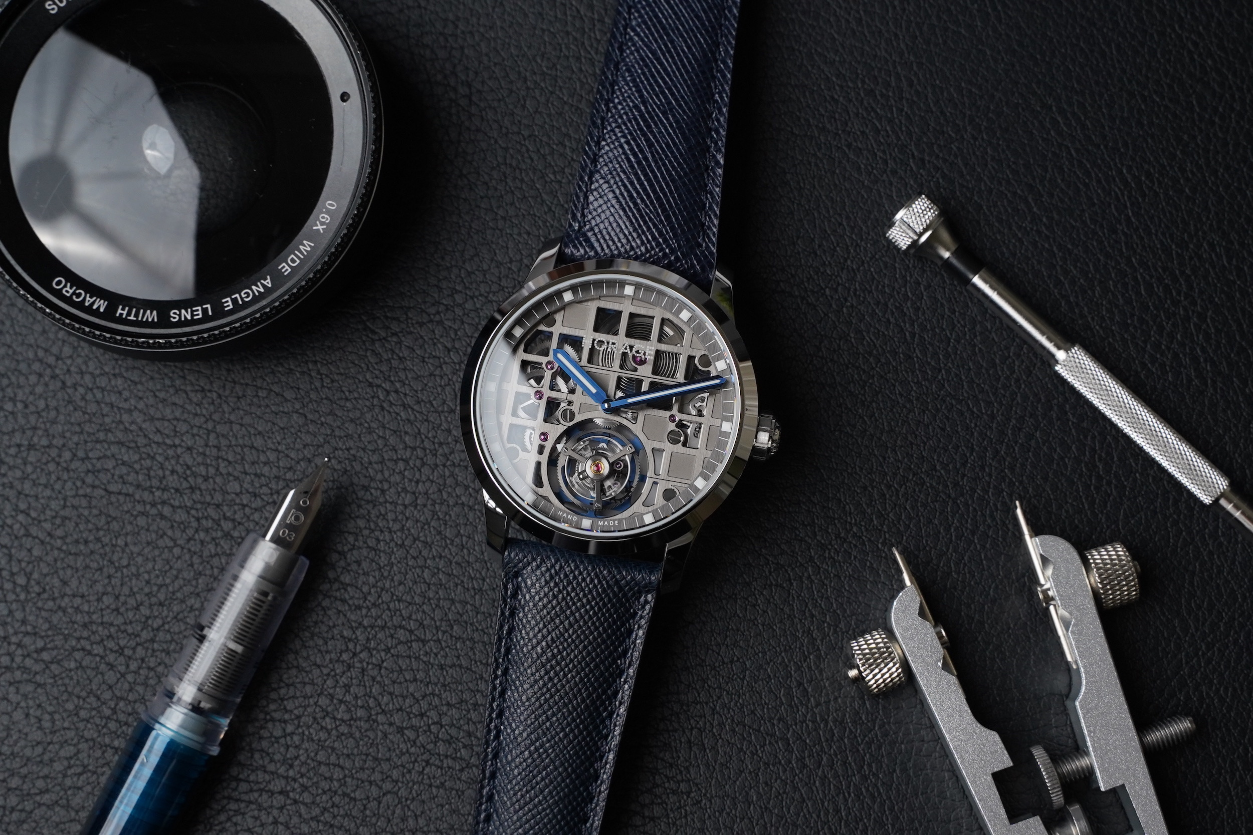 Horage Tourbillon 1 layflat