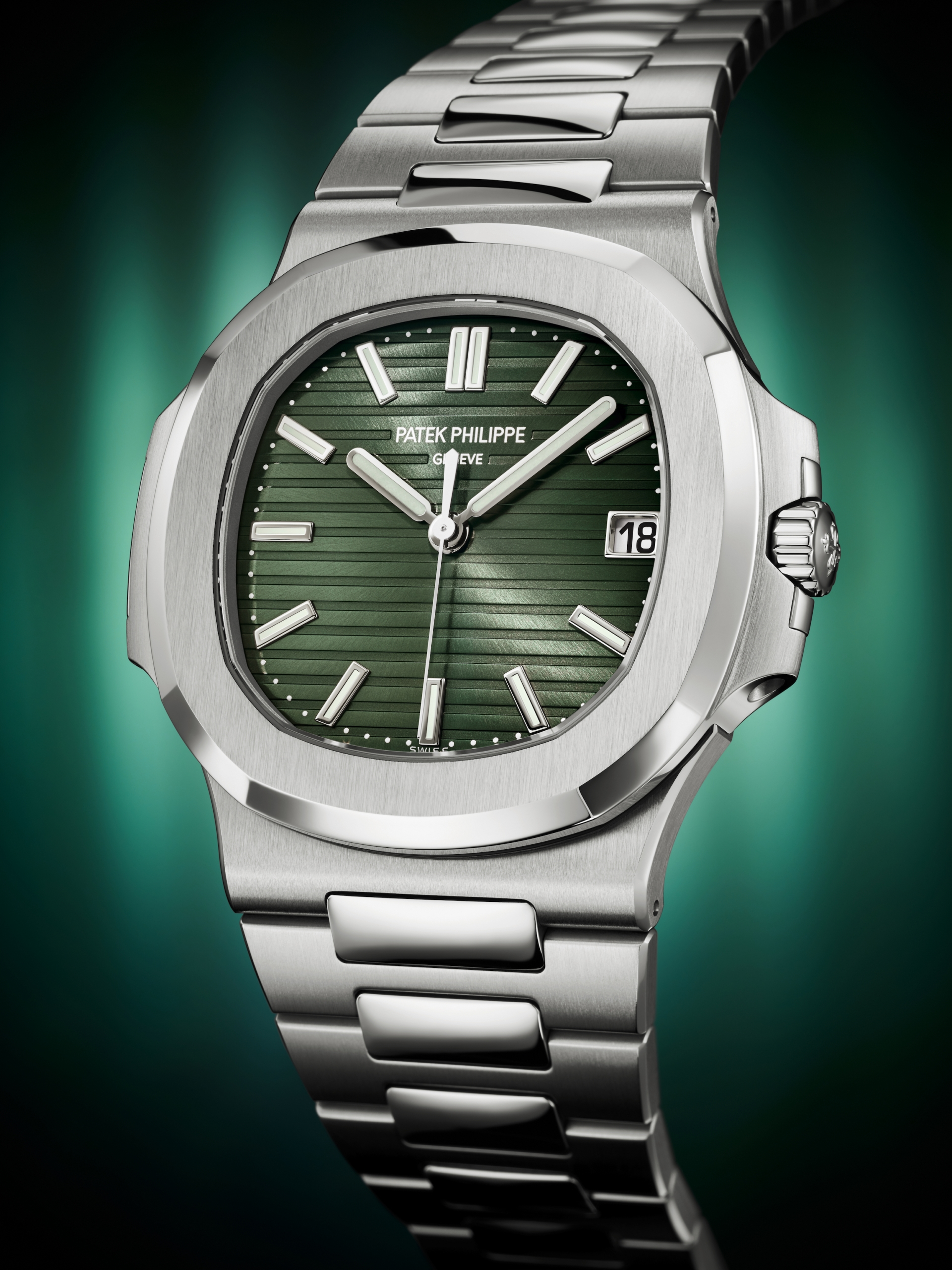 Patek Philippe 5711/1A 014 Olive Green