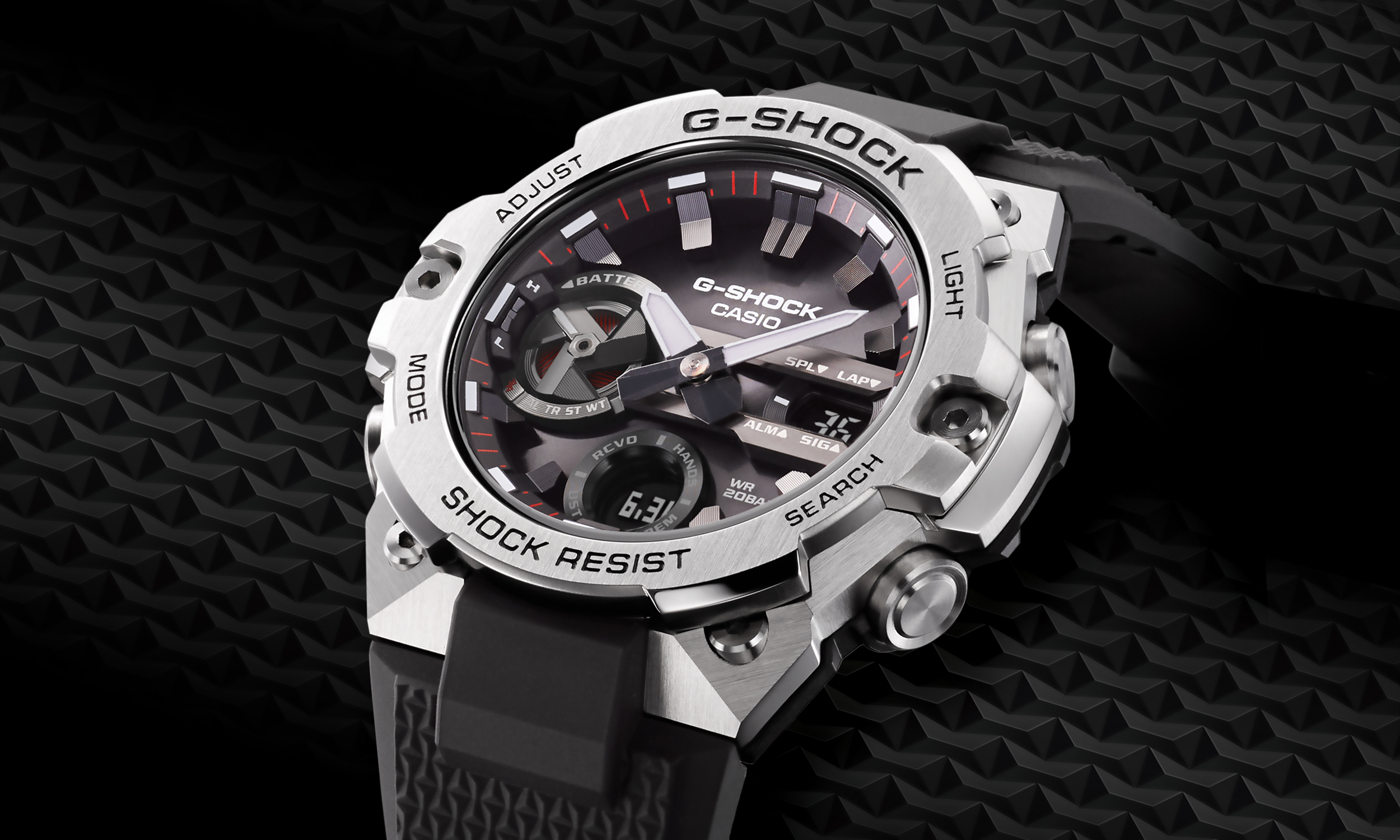 G-Shock G-Steel GSTB400-1A