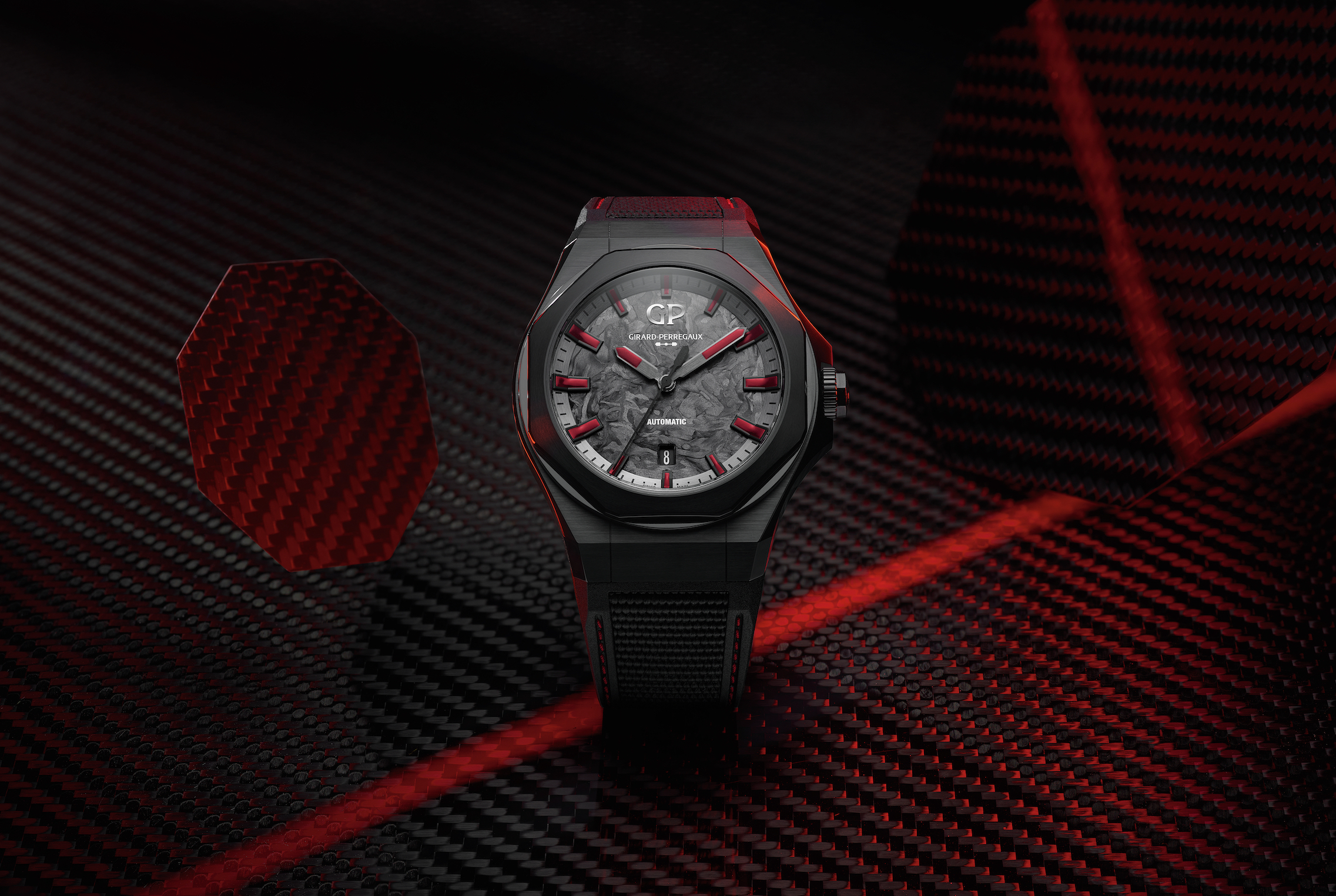 Girard-Perregaux Laureato Absolute Infrared