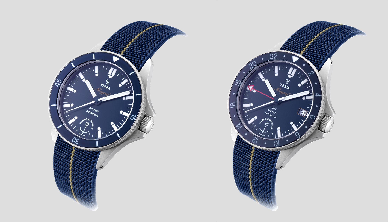 Yema Navygraf Marine Nationale Automatics