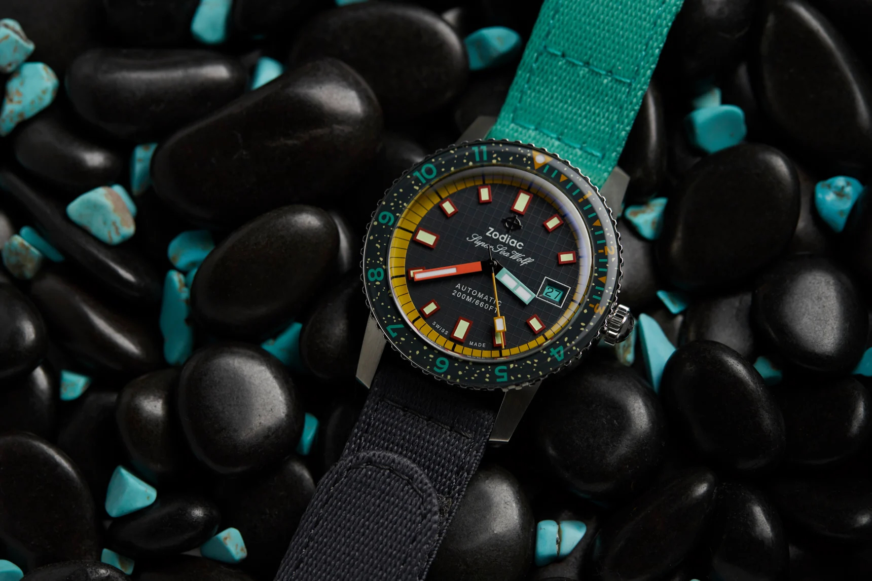 Zodiac Super Sea Wolf Limited Edition by Worn and Wound