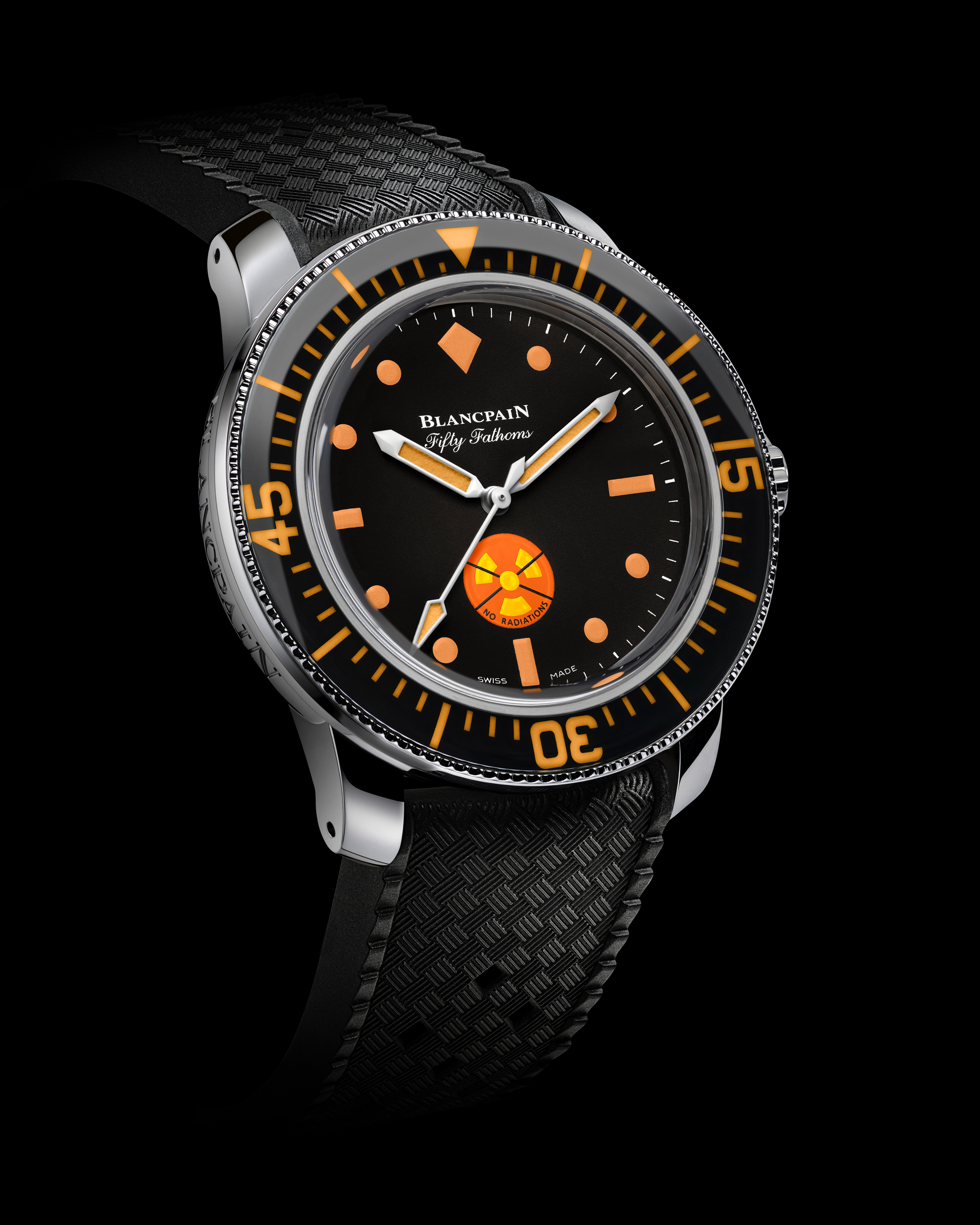 Fifty Fathoms Only Watch 2021