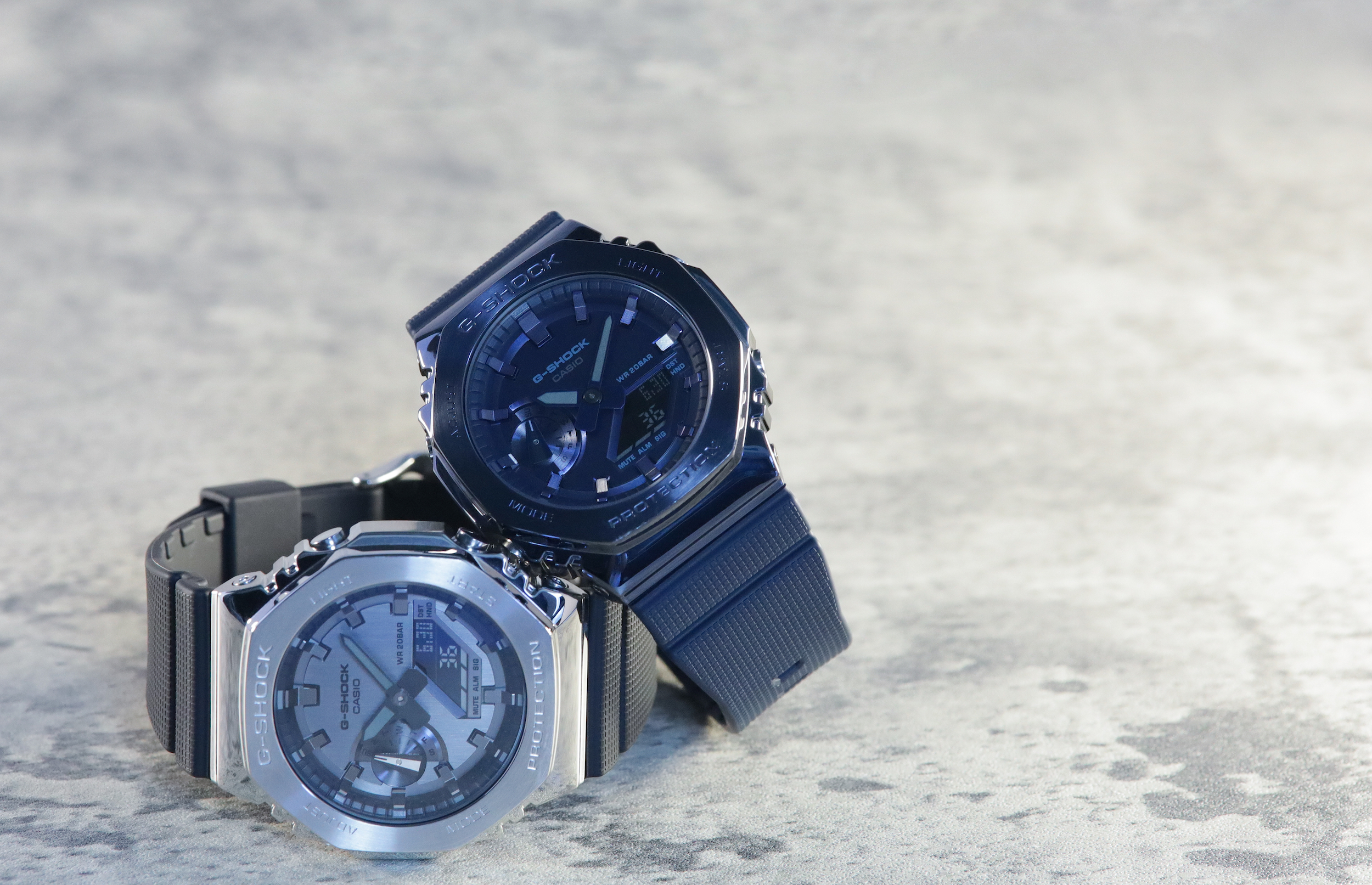 G-Shock GM2100 Metal Covered